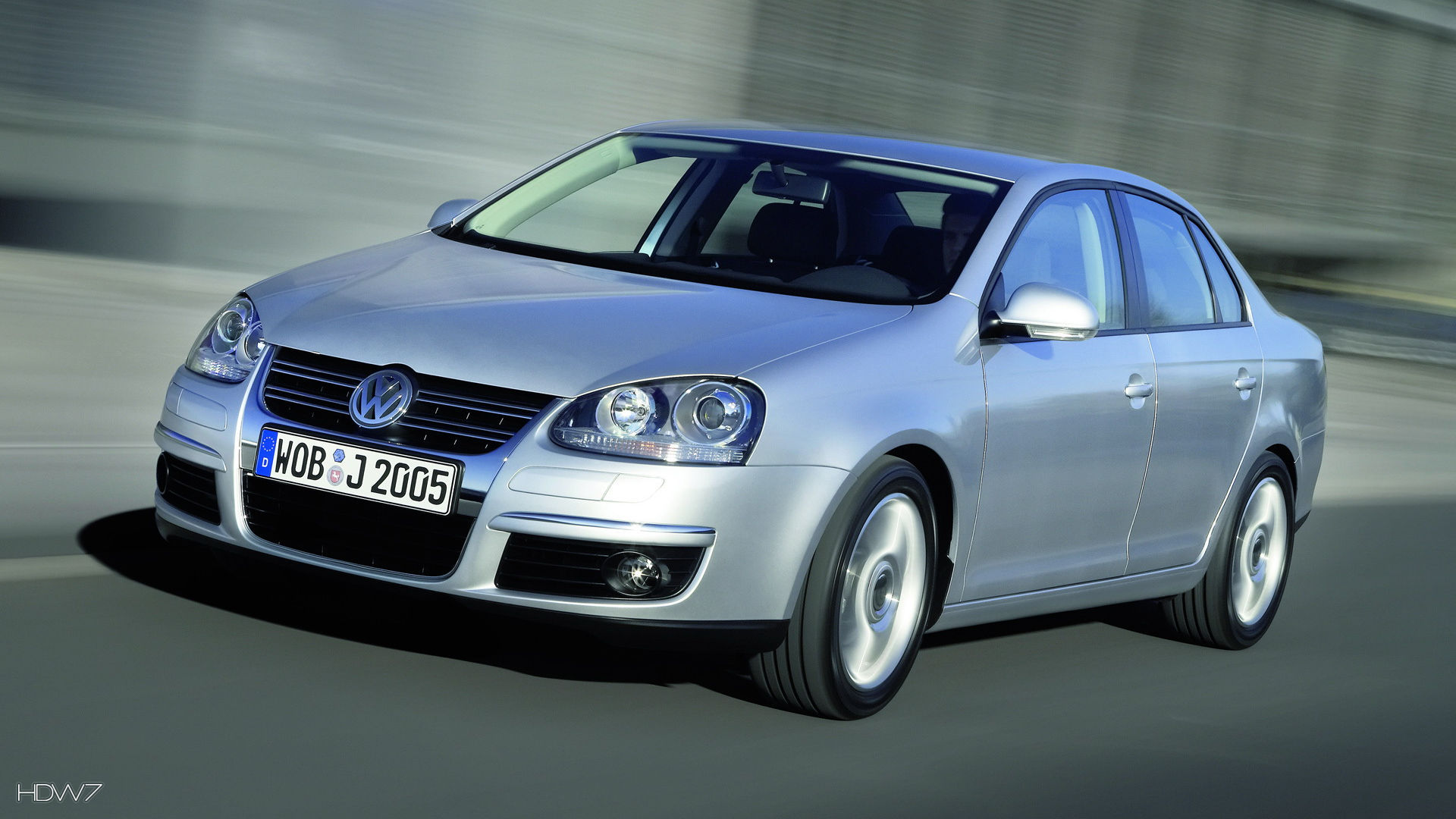 volkswagen jetta 2005 car hd wallpaper