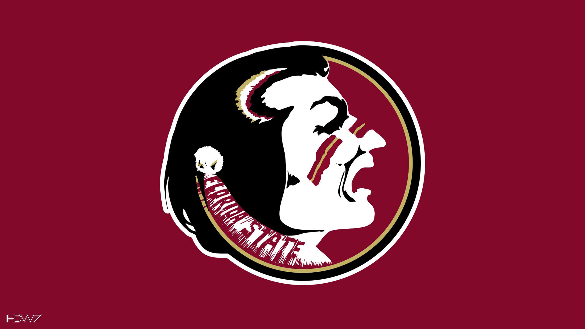 florida state seminoles wallpaper logo