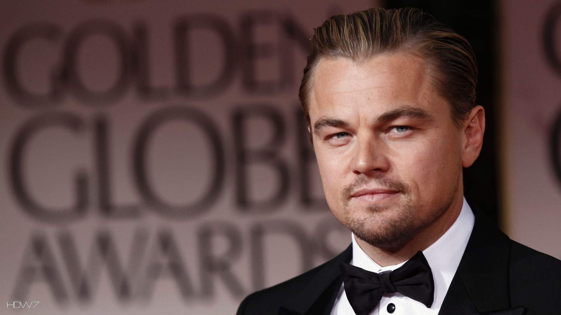 leonardo dicaprio bowtie awards 1920x1080 | hd wallpaper gallery #139