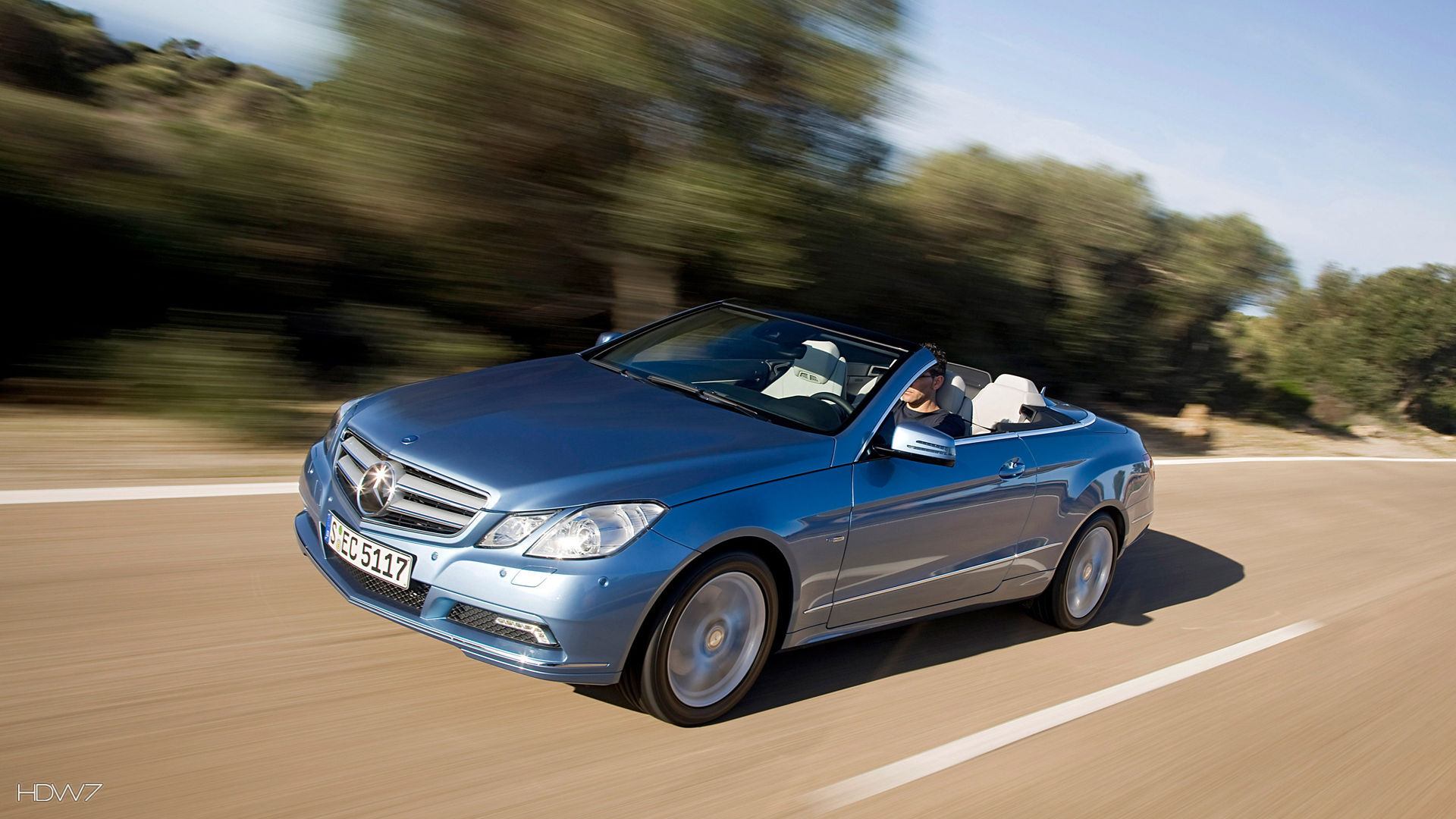 Mercedes benz e250 cdi cabriolet 2010 car hd wallpaper for Burton bmw mercedes benz