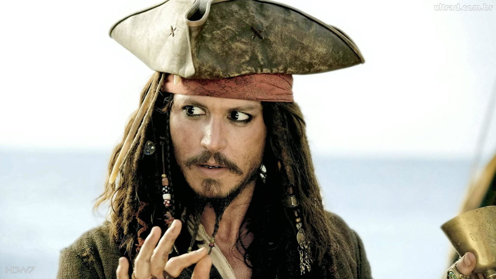 jack sparrow wallpaper | HD wallpaper