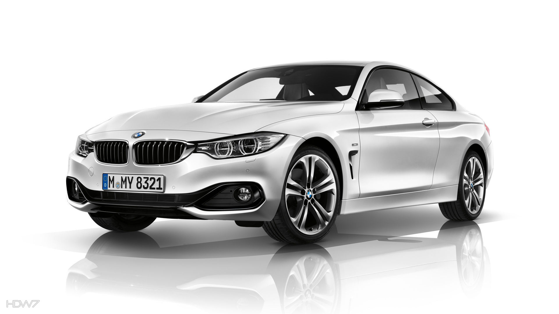 Bmw 435i Xdrive Coupe Sport Line 2013 Car Hd Wallpaper