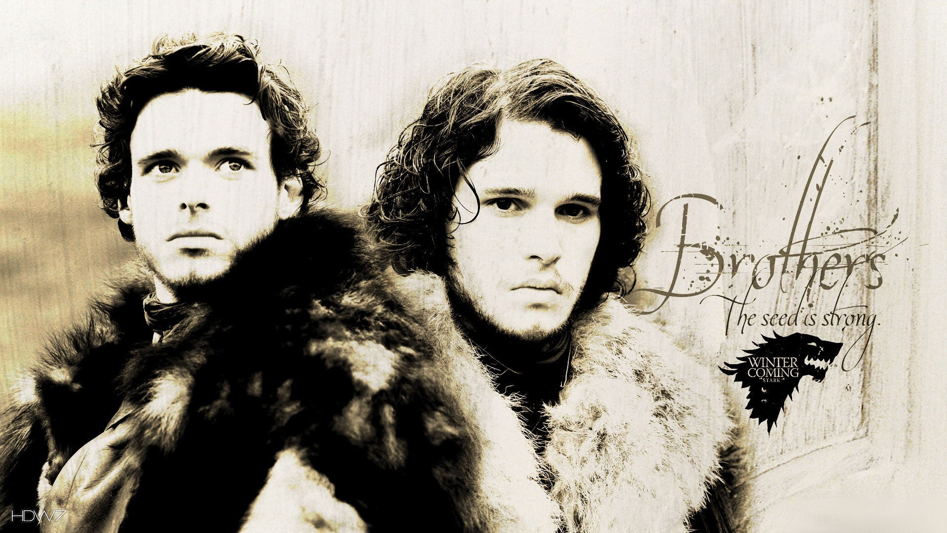 game of thrones brothers