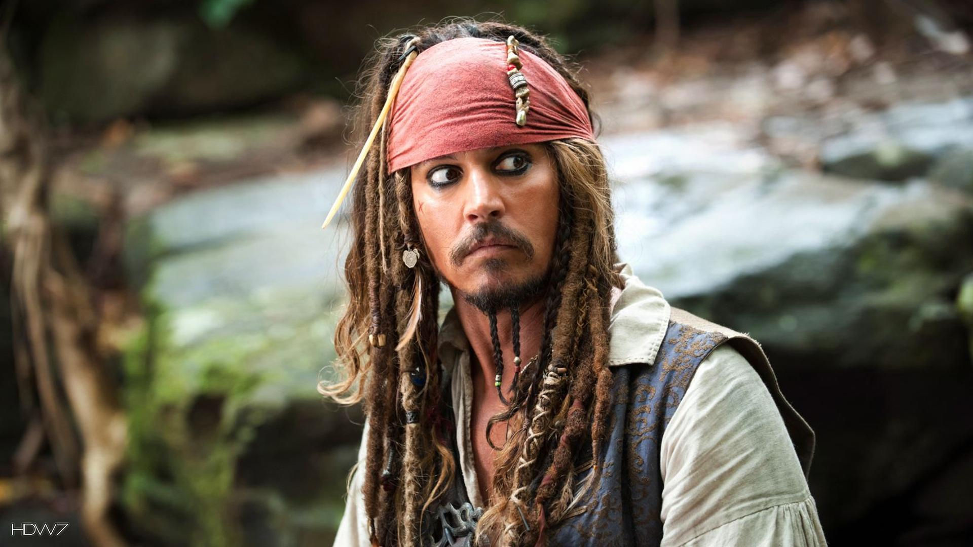 pirates of the caribbean jack sparrow 1920x1080 | hd wallpaper