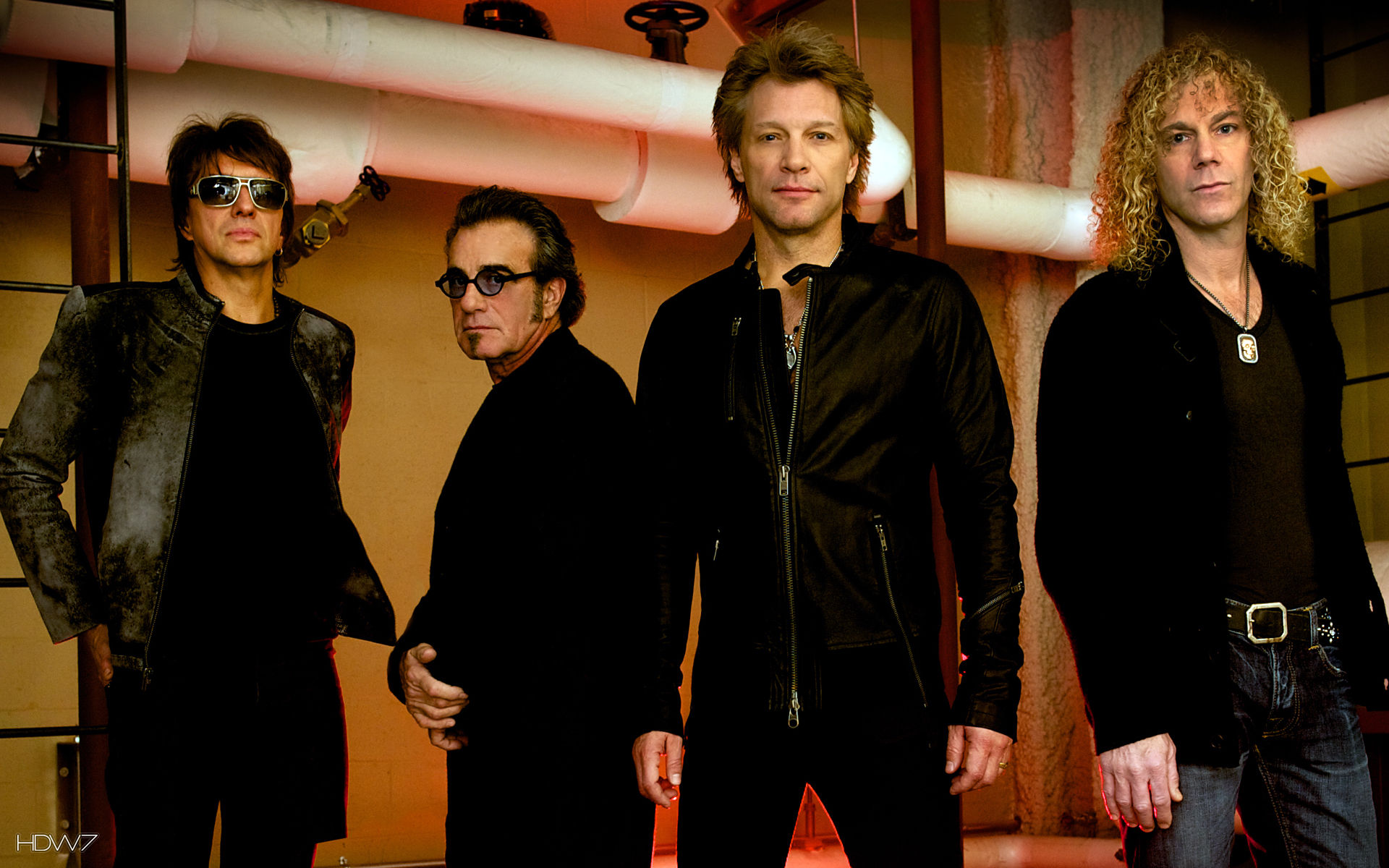 bon jovi music band group