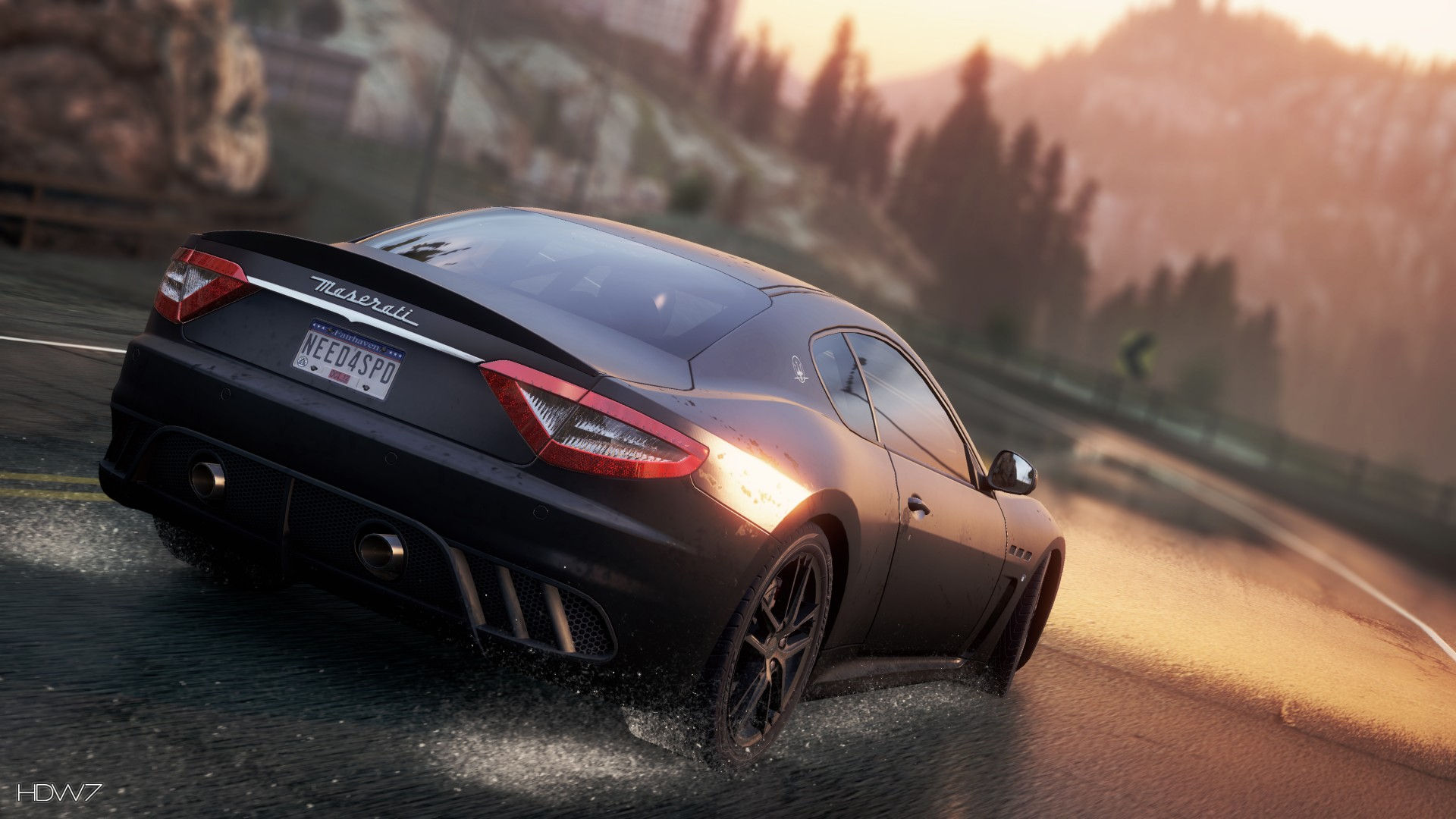 Need For Speed Most Wanted 2012 Maserati Granturismo Mc Stradale