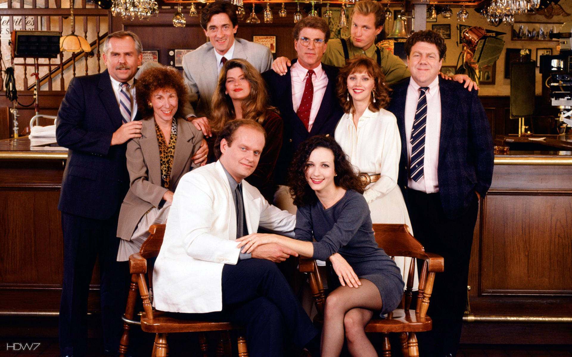 cheers tv series show