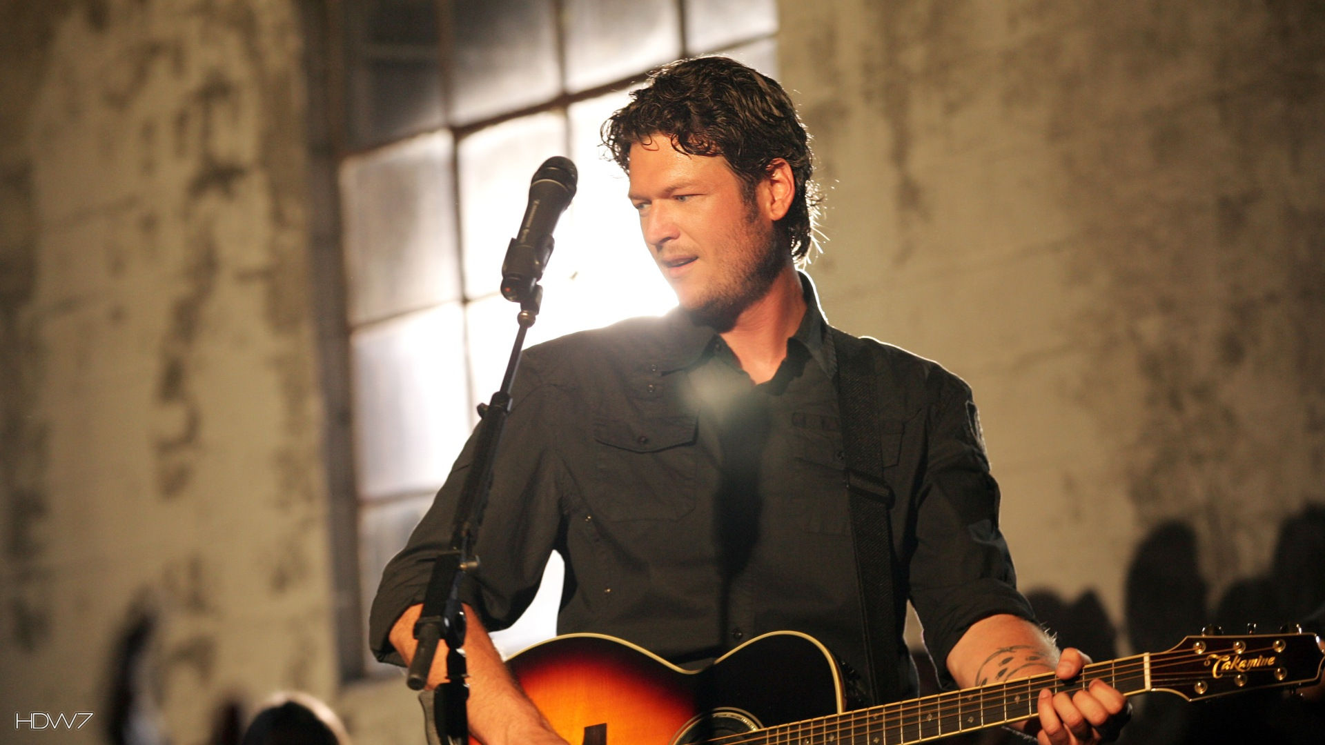 download blake shelton music wallpaper