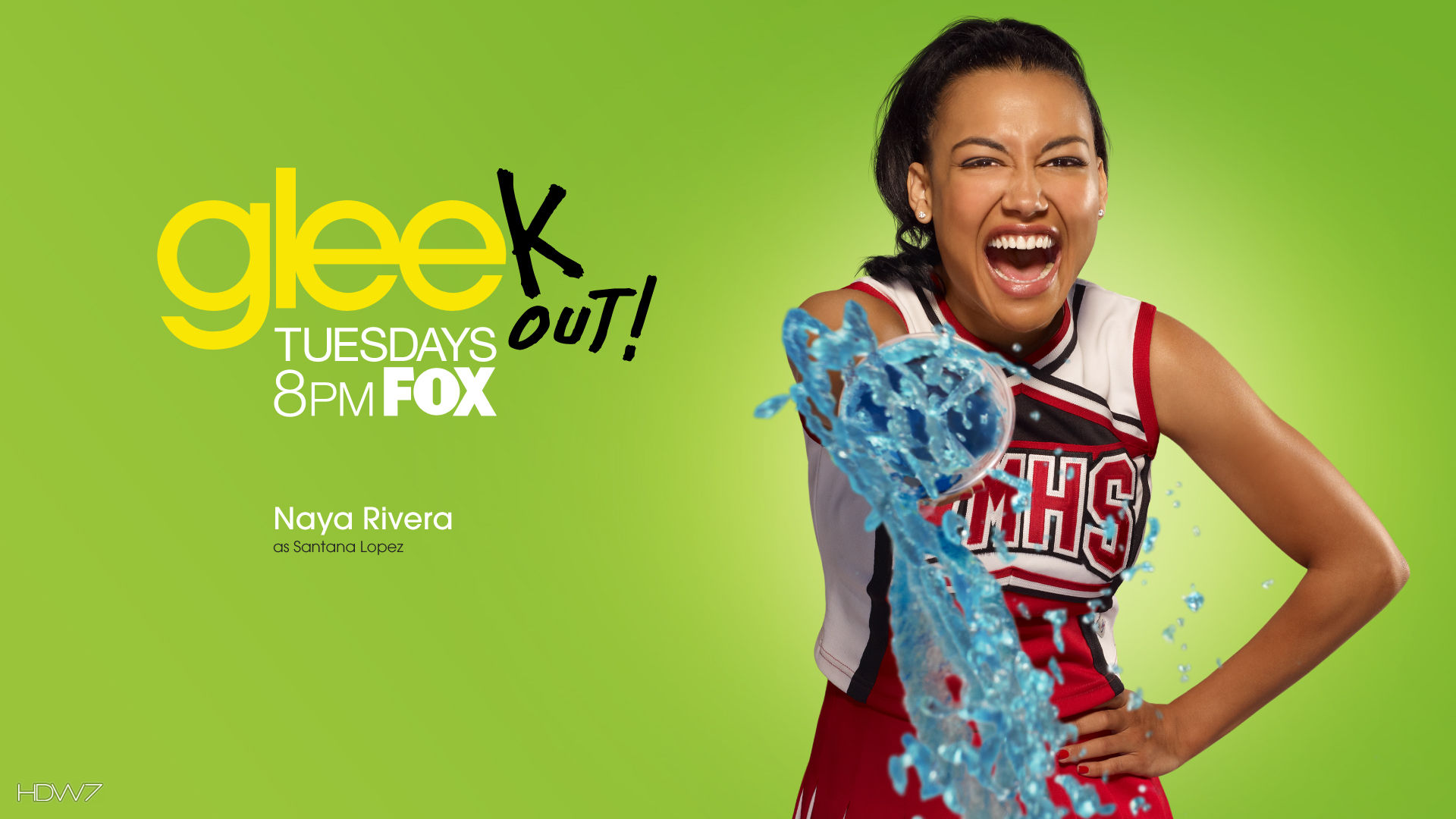 Glee wallpaper naya rivera santana lopez 1920x1080 hd wallpaper glee wallpaper naya rivera santana lopez 1920x1080 voltagebd Image collections