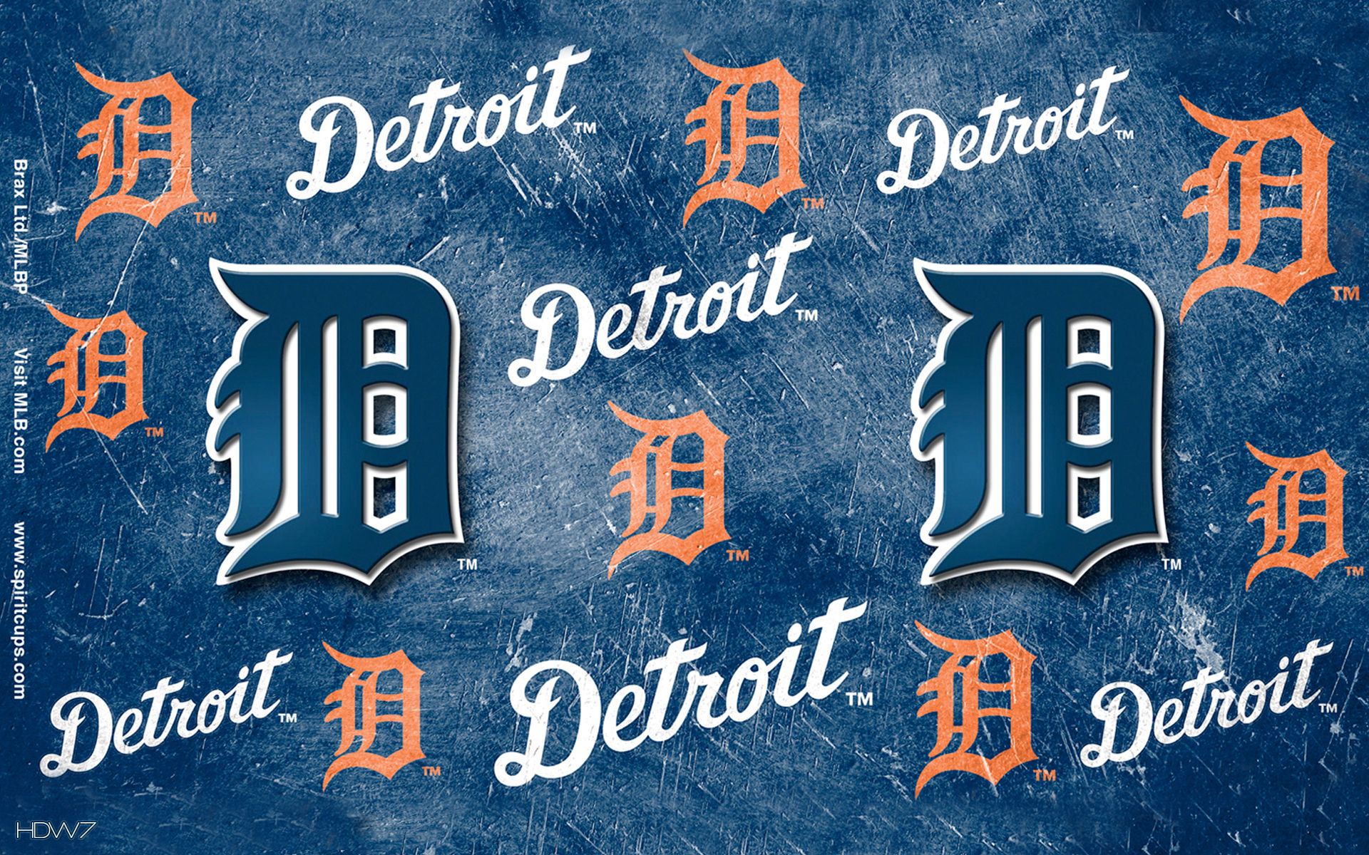 mlb desktop wallpaper detroit 1920 1200