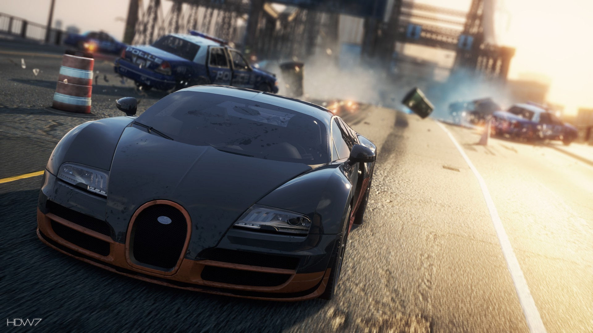 Need For Speed Most Wanted 2012 Bugatti Veyron Super Sport