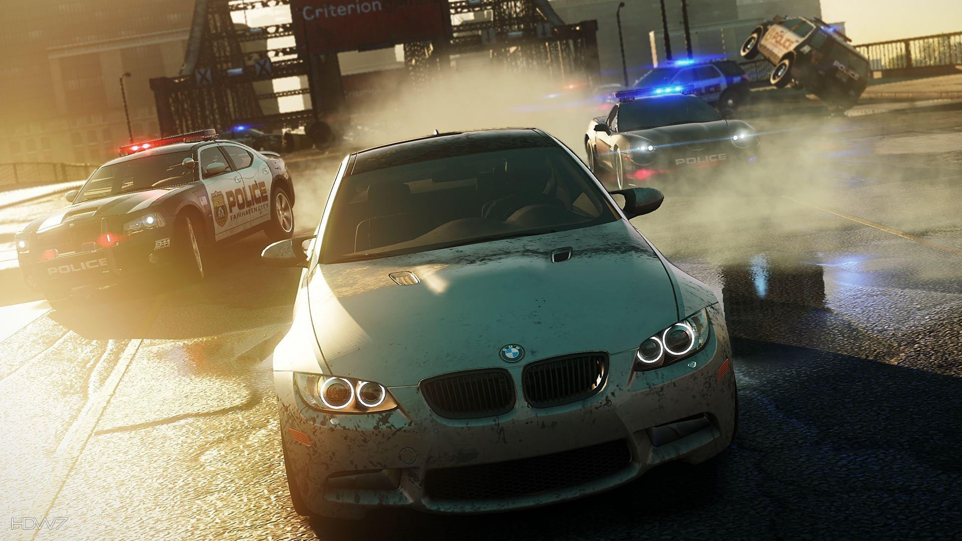 need for speed most wanted 2012 bmw m3 coupe widescreen hd wallpaper