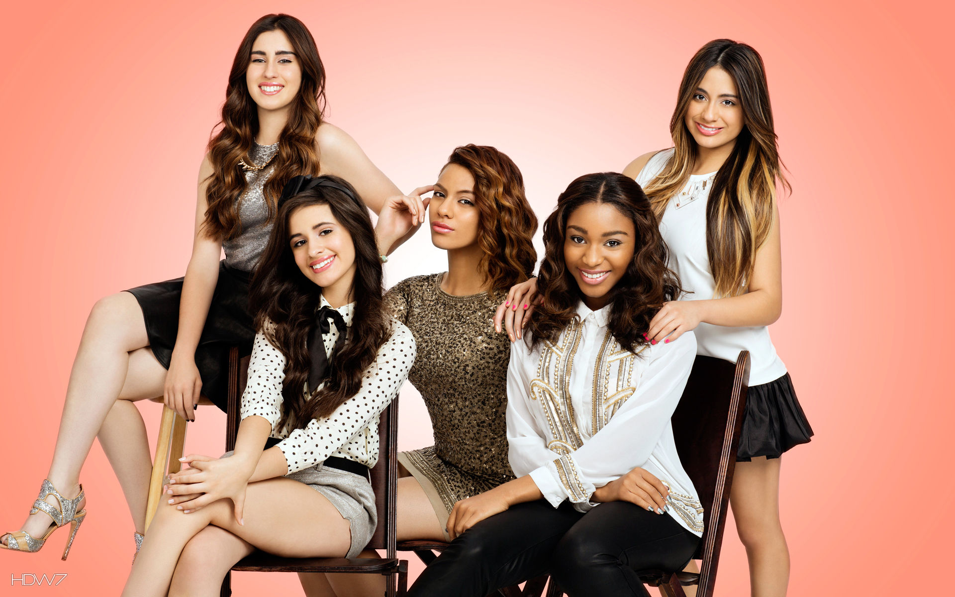 fifth harmony music band group