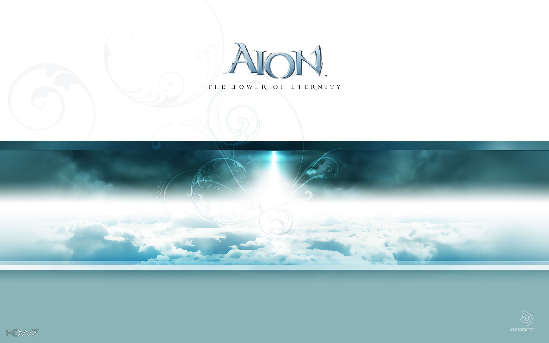 aion high in the sky widescreen wallpaper