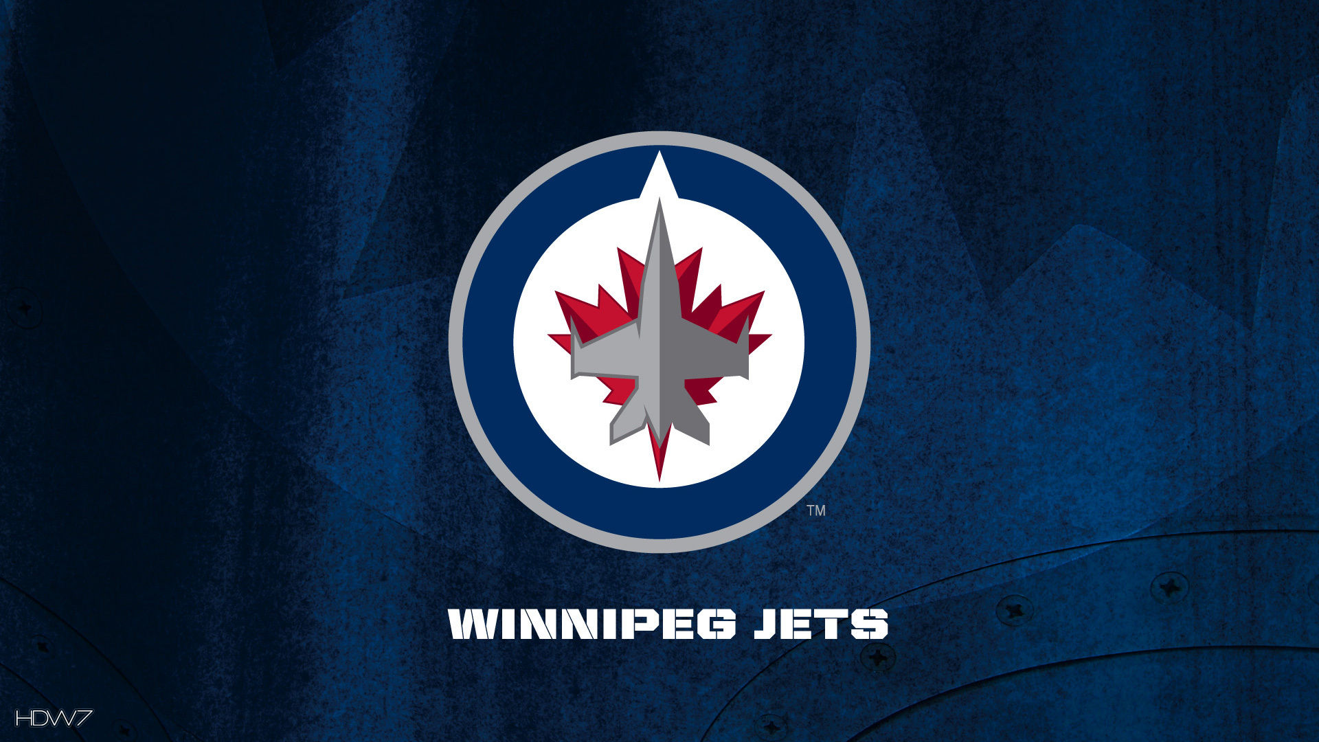 winnipeg jets wallpaper logo 1920x1080