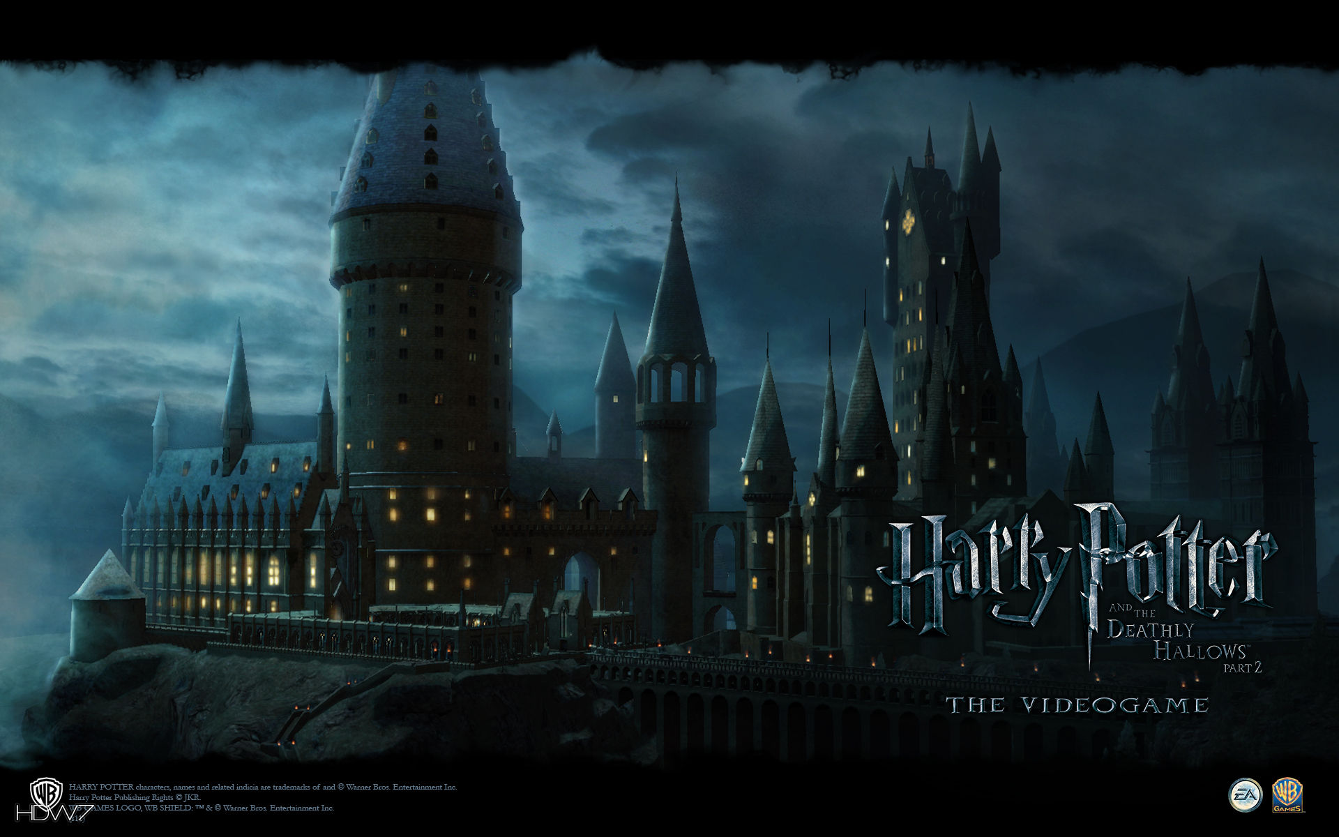 Amazing Wallpaper Harry Potter Deathly Hallows - harry-potter-and-the-deathly-hallows-hogwarts-widescreen-wallpaper  Best Photo Reference_30975.jpg
