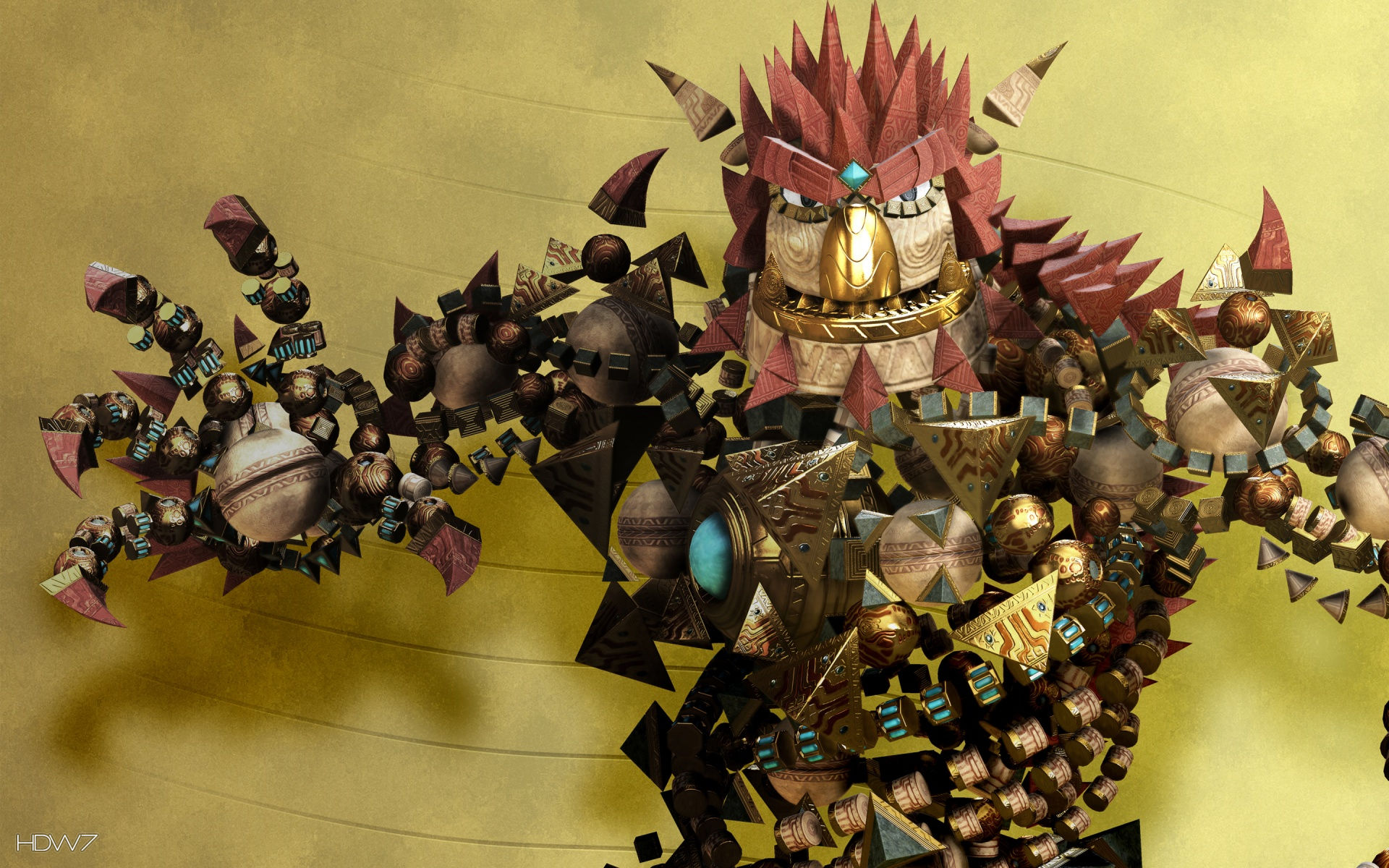 knack ps4 game 1920x1200