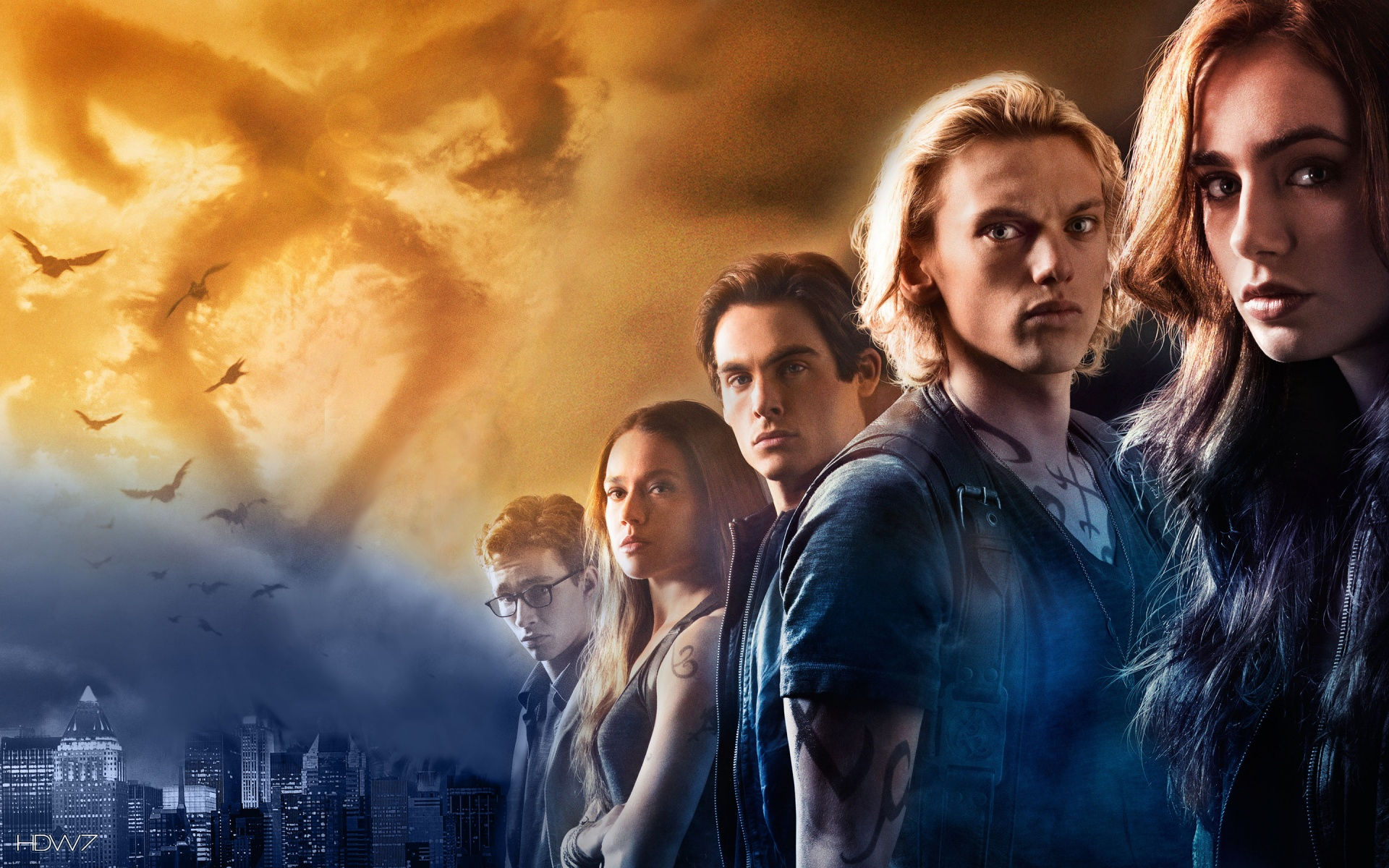 the mortal instruments city of bones 1920x1200