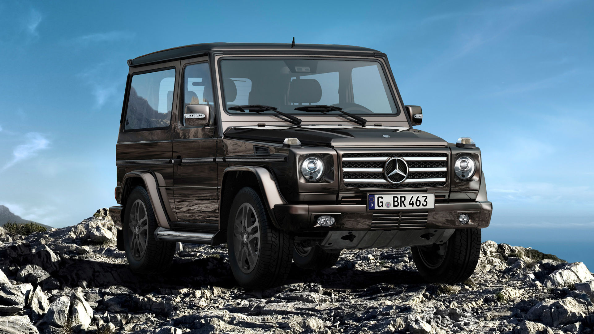 mercedes benz g350 bluetec ba3 final edition 2011 car hd wallpaper