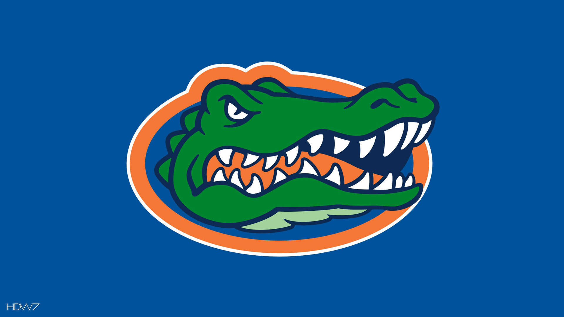 Florida Gators Logo Wallpaper