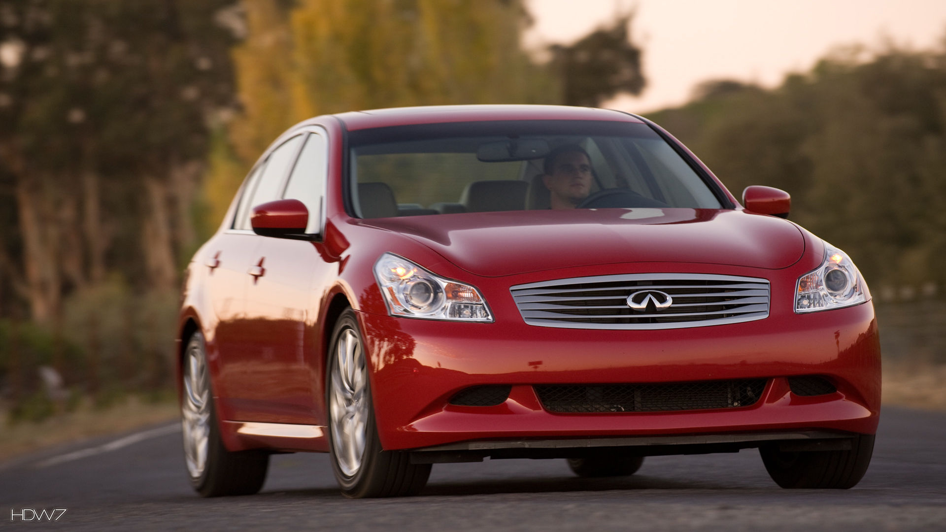 infiniti g37 s sedan 2009 car hd wallpaper