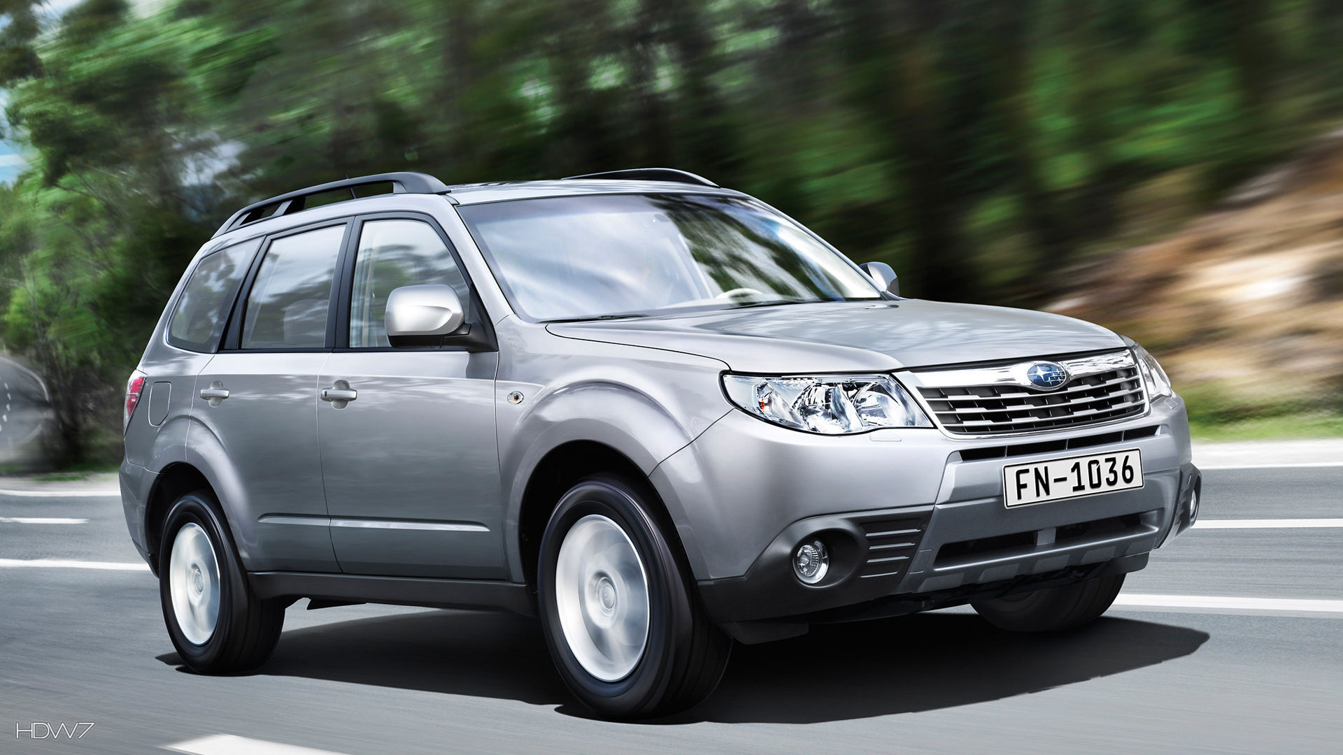 subaru forester 20xs 2008 car hd wallpaper