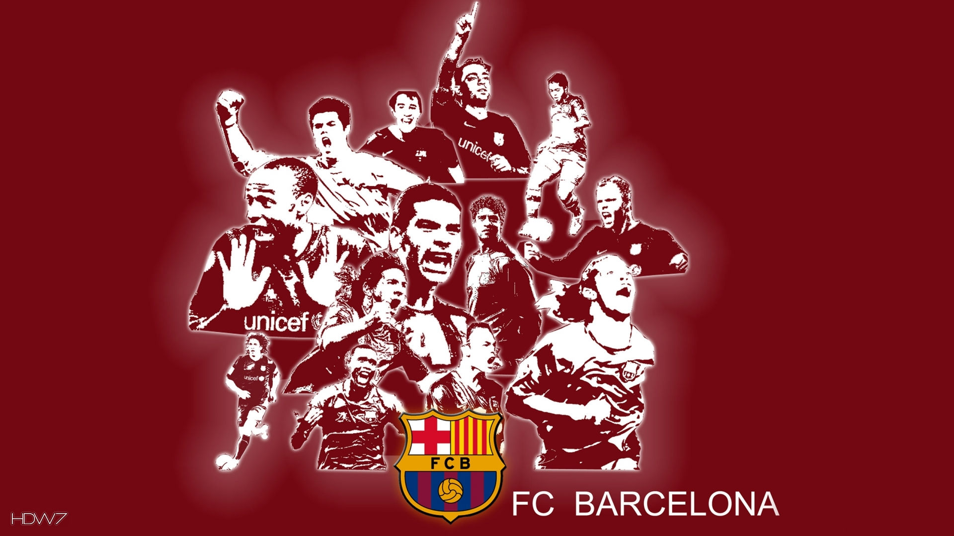 Fc Barcelona Legends Desktop Background Hd Wallpaper Gallery 411