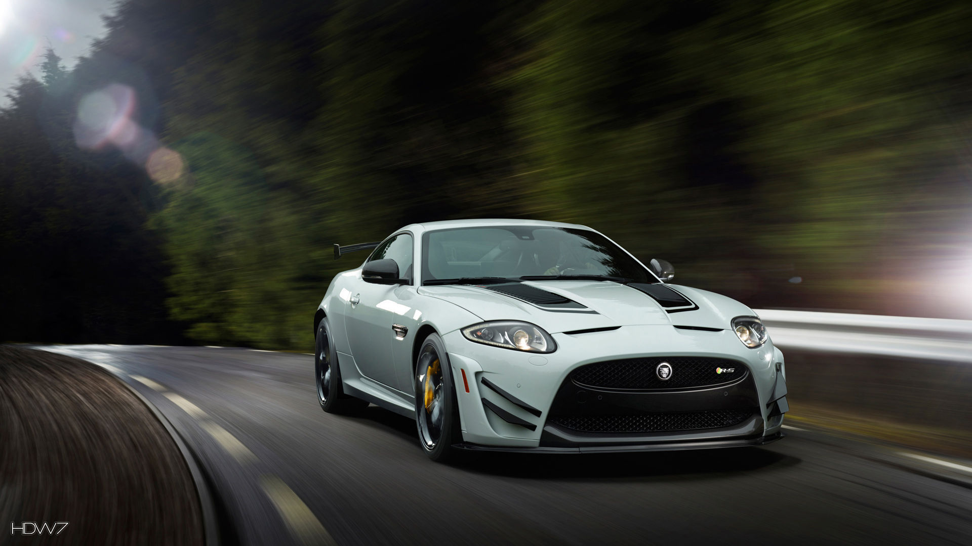 jaguar xkr s gt 2013 car hd wallpaper