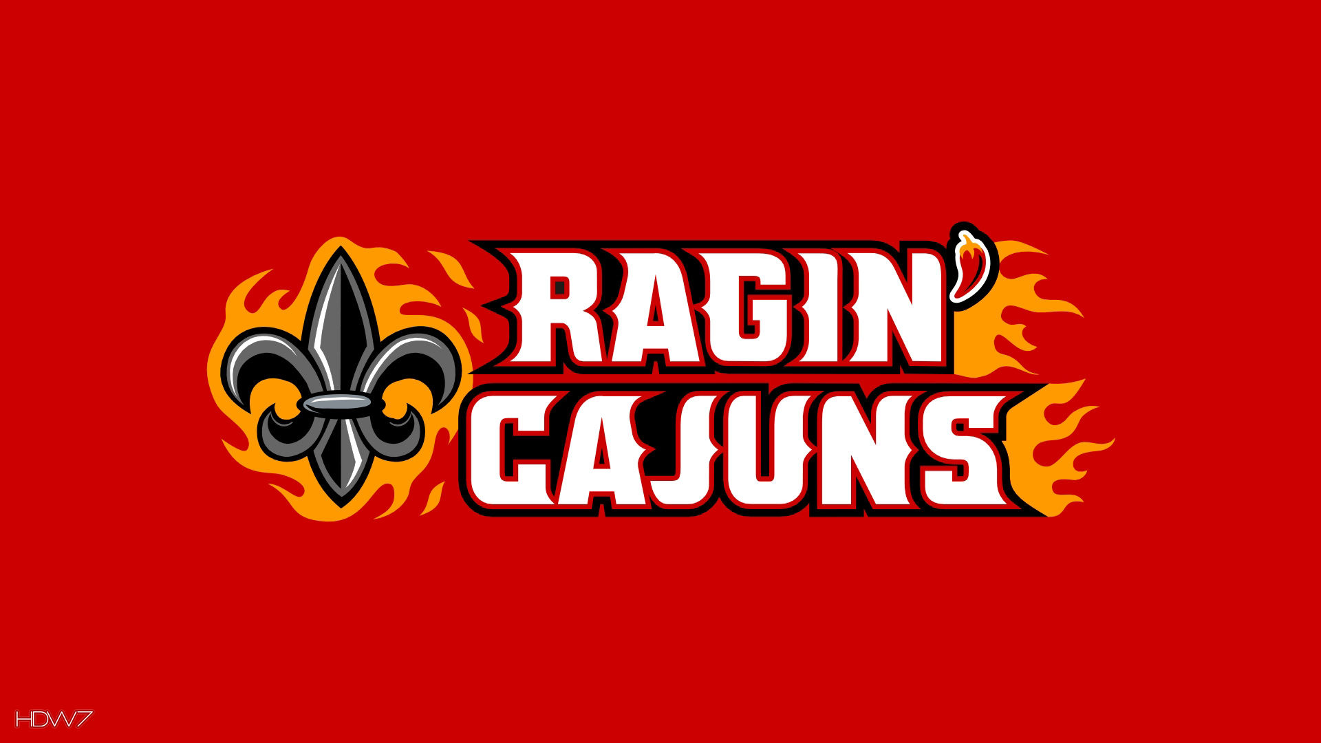 ragin cajuns wallpaper 1920x1080