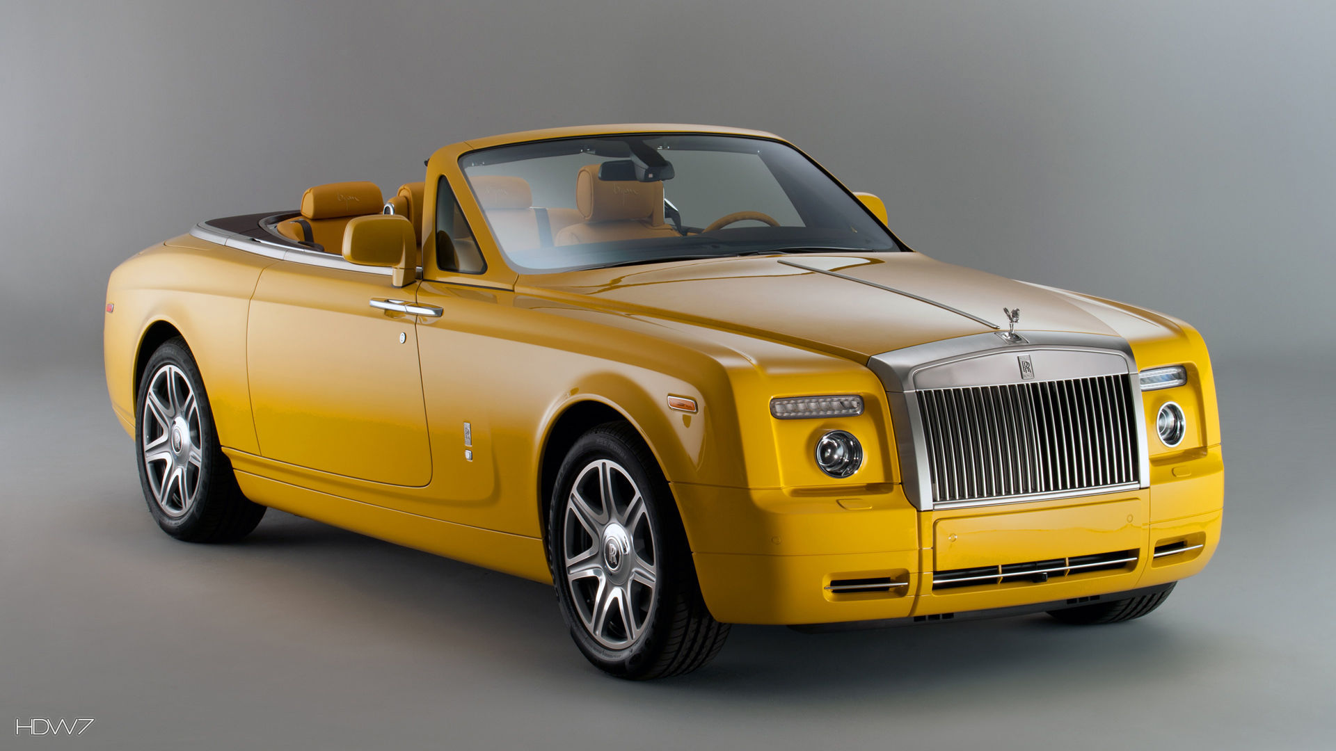 rolls royce phantom drophead coupe bijan edition 2011 car hd wallpaper
