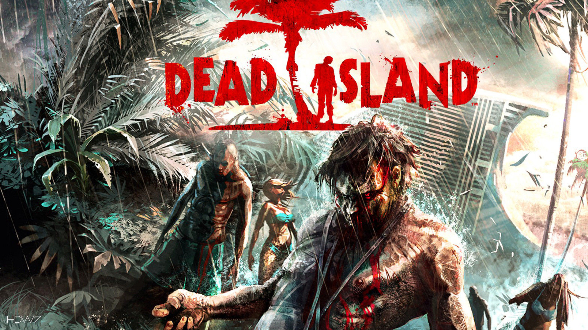 dead island game