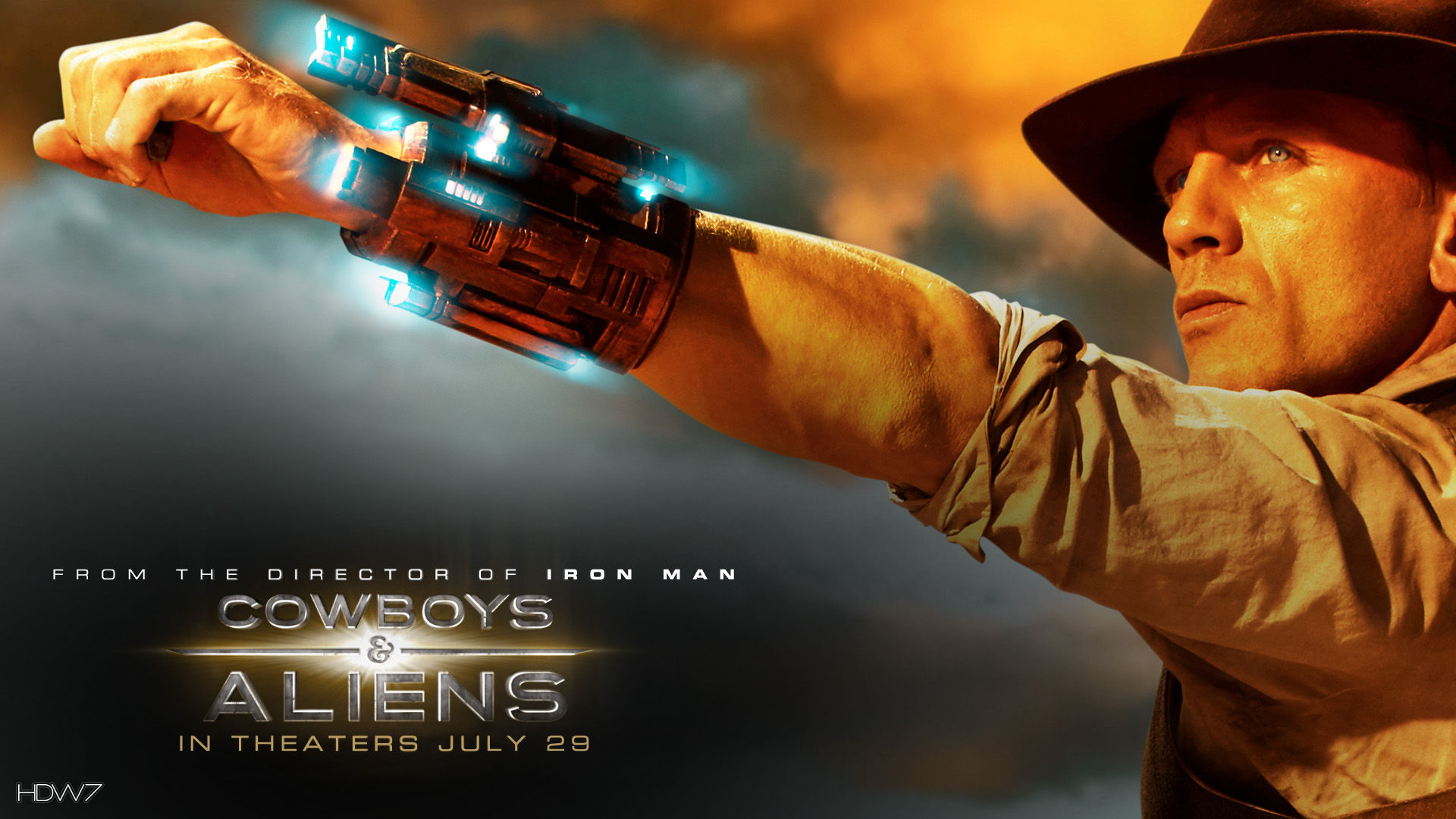 cowboys and aliens weapon