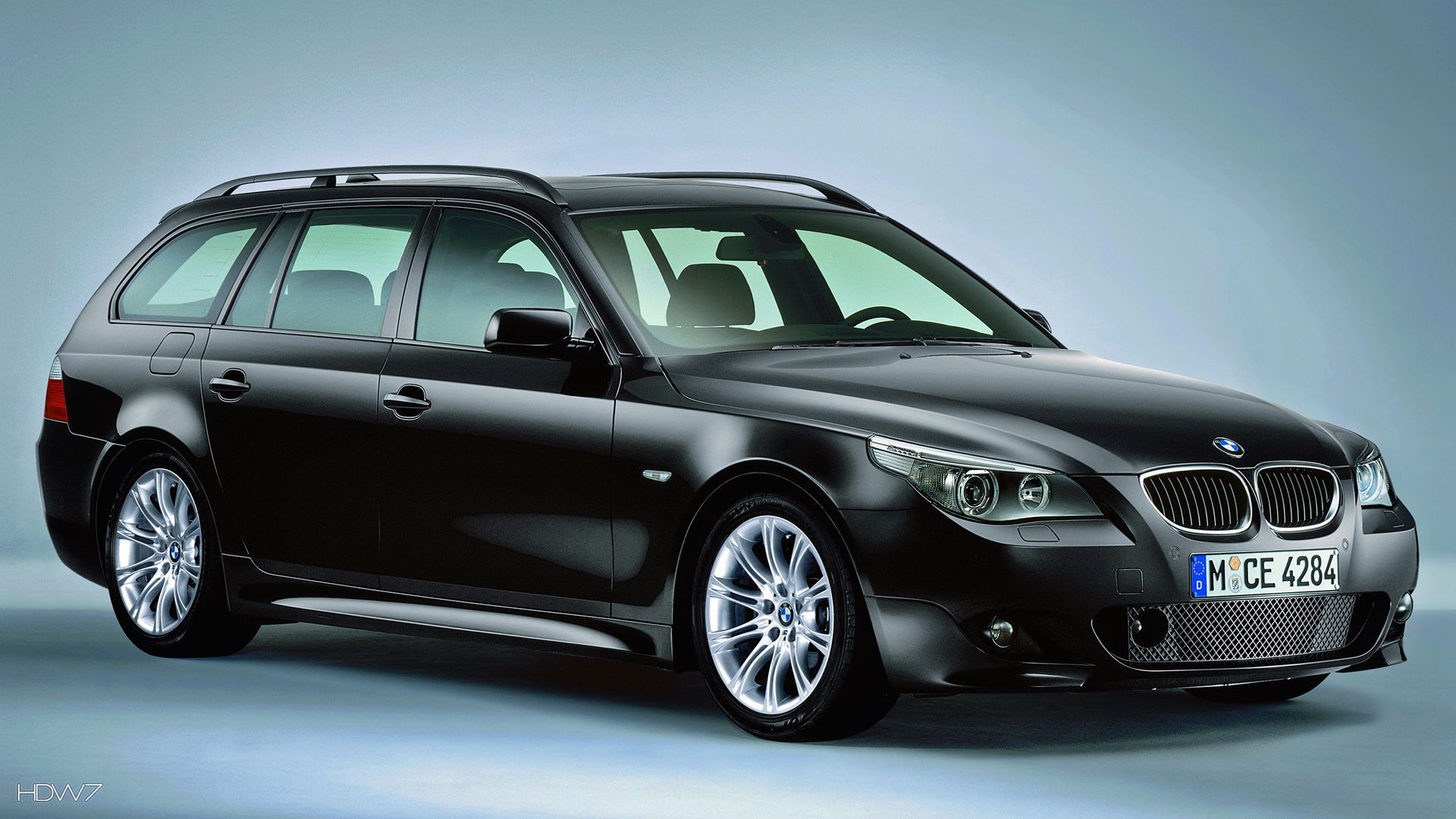 bmw 530i touring m sport package 2004 car hd wallpaper