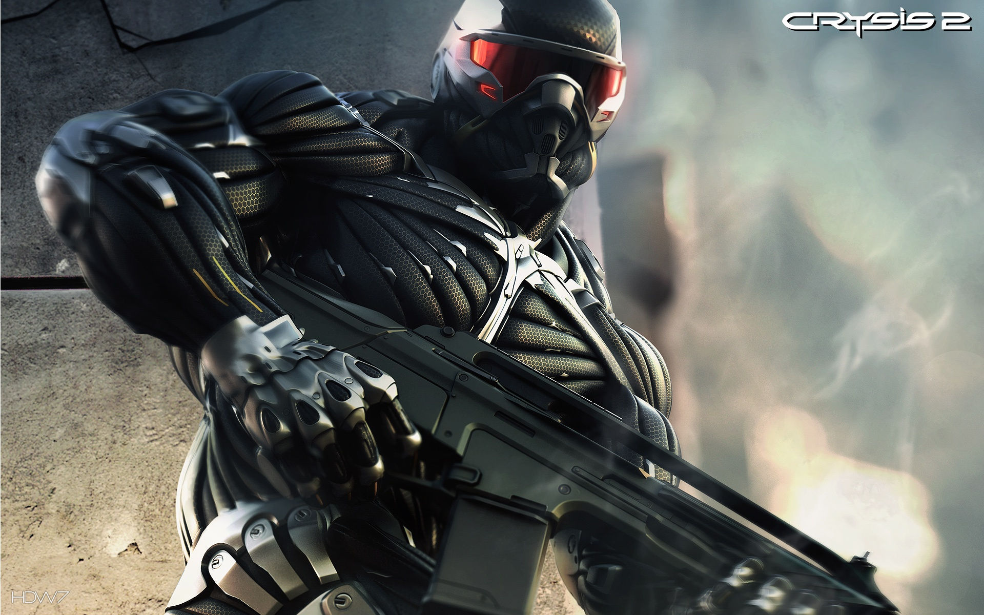 crysis 2 the new savior widescreen wallpaper