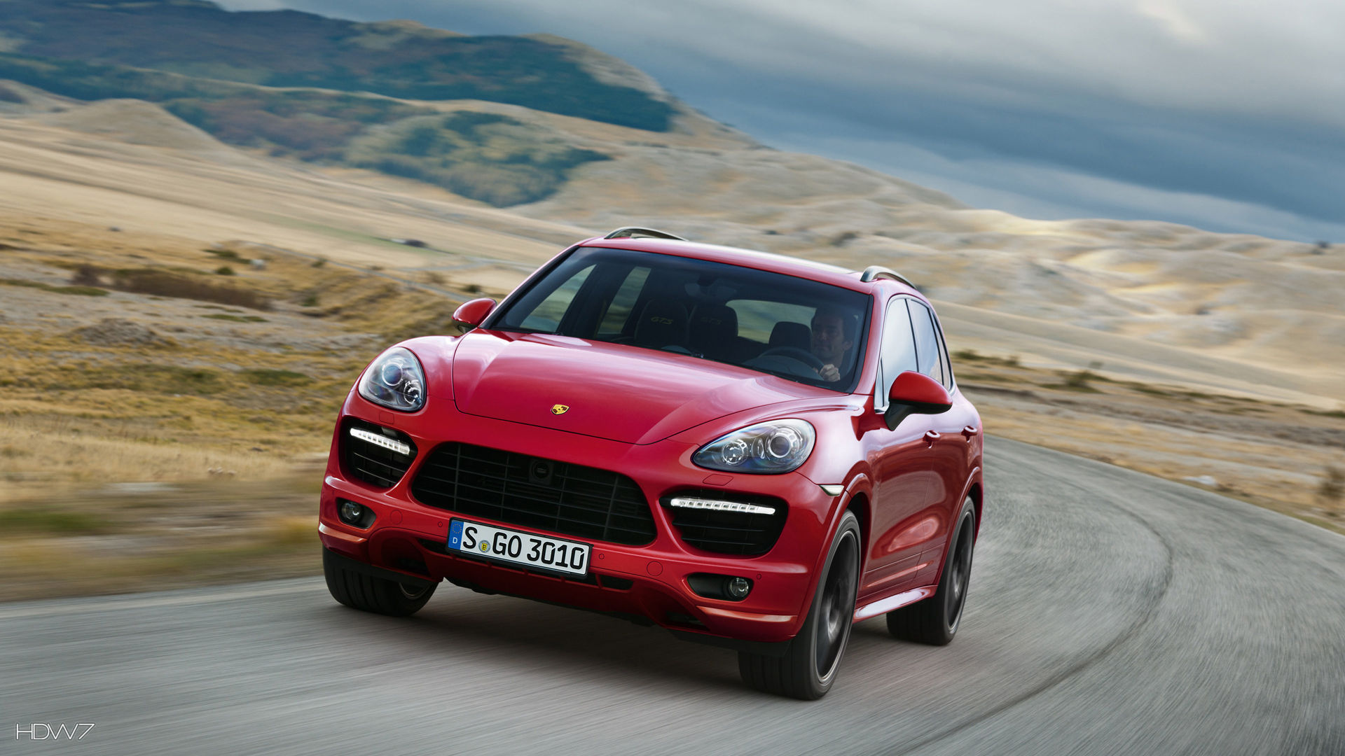 porsche cayenne gts 2012 car hd wallpaper