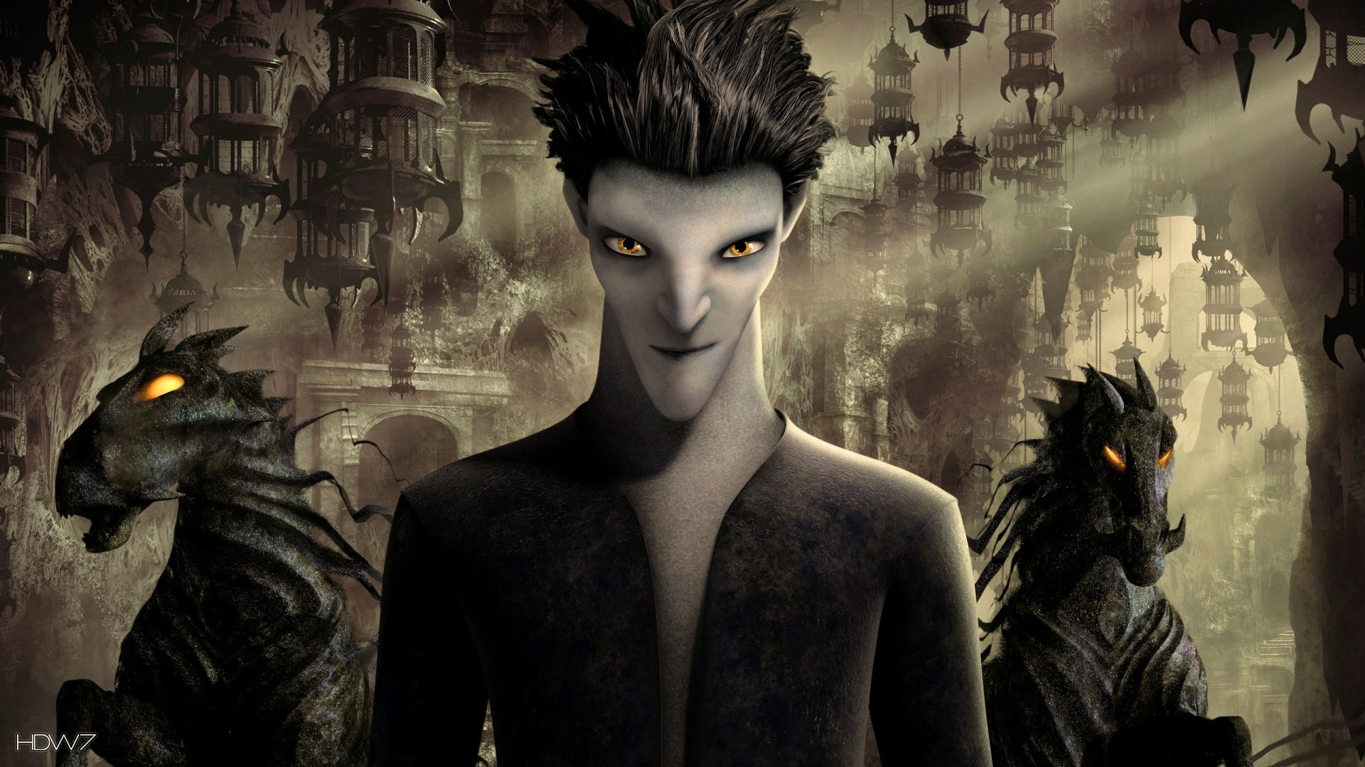 rise of the guardians evil