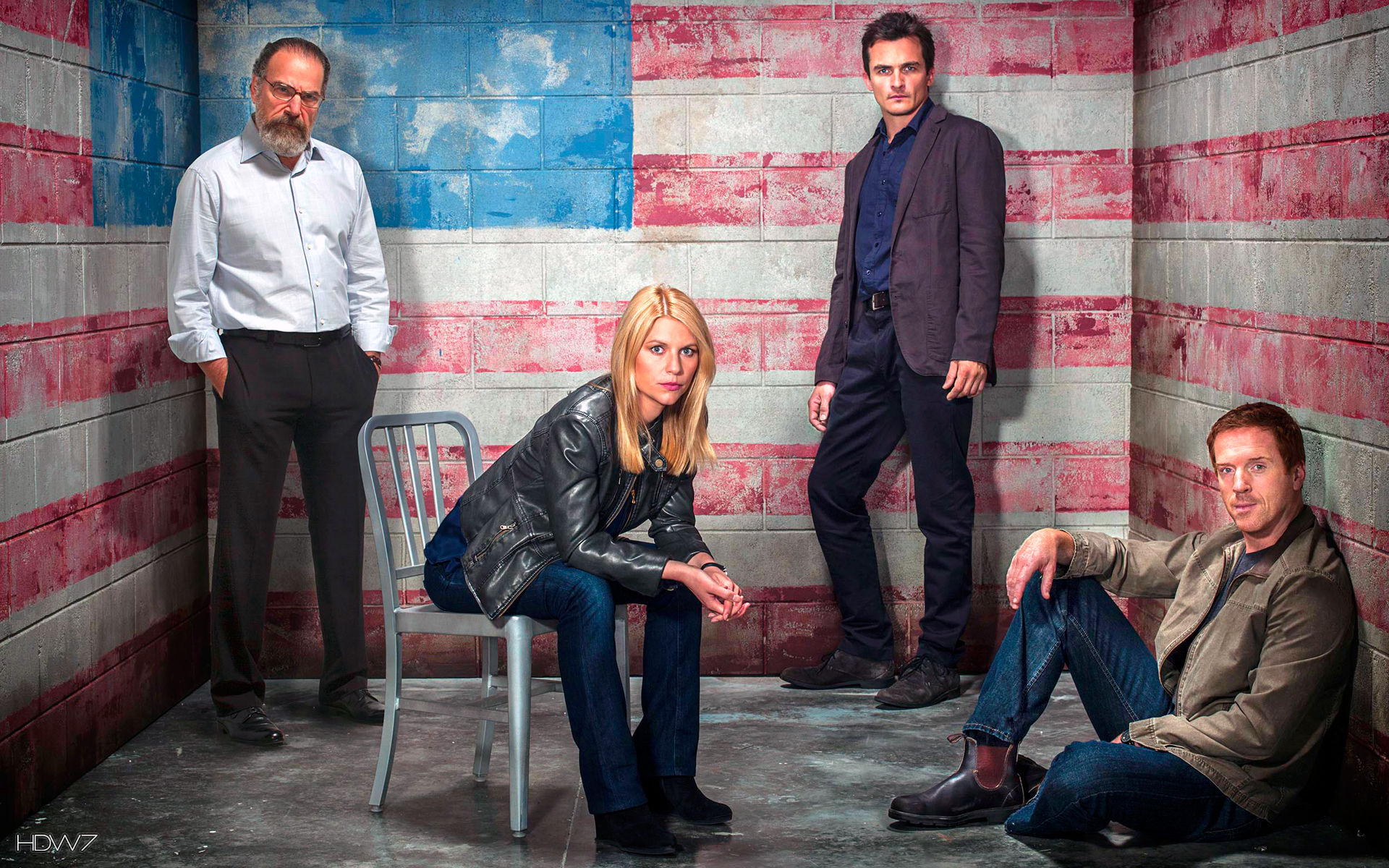 homeland tv series show