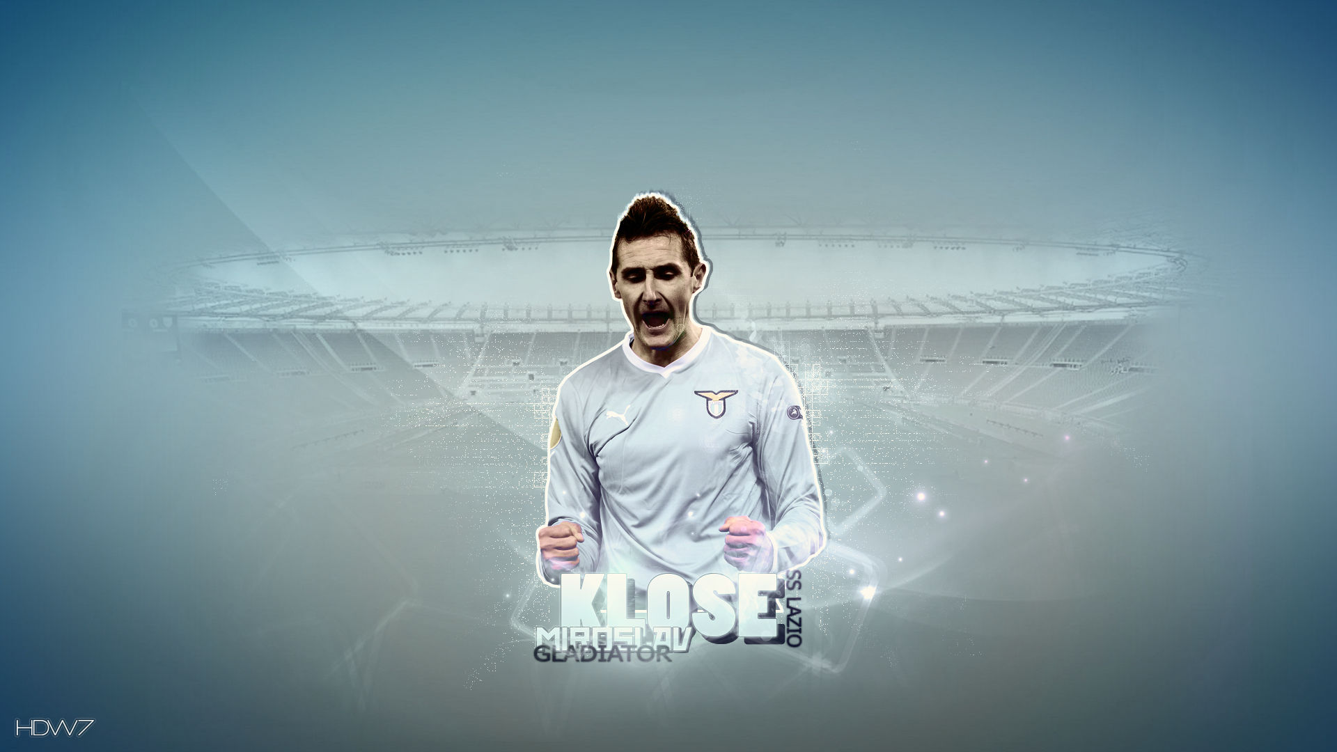 miroslav klose ss lazio wallpaper hd