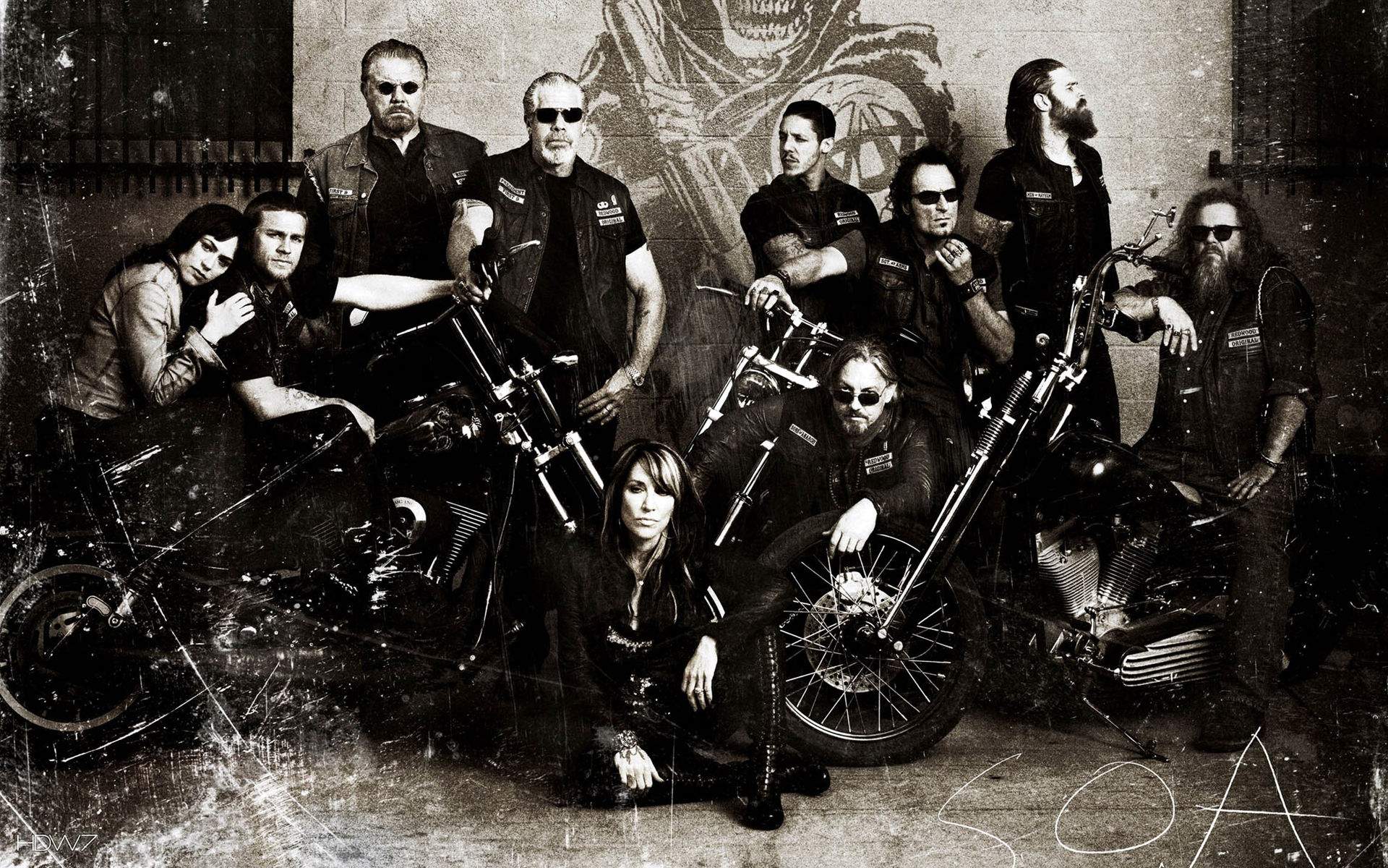 sons of anarchy tv series show
