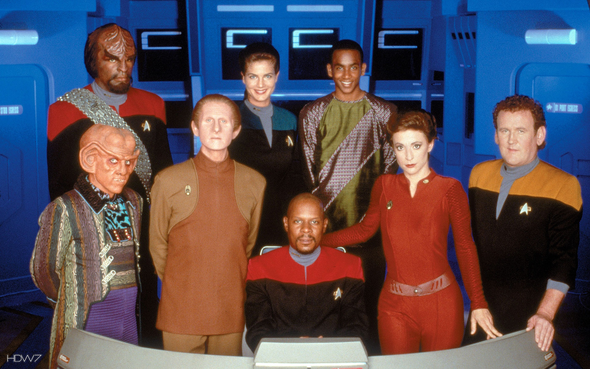 star trek deep space nine tv series show