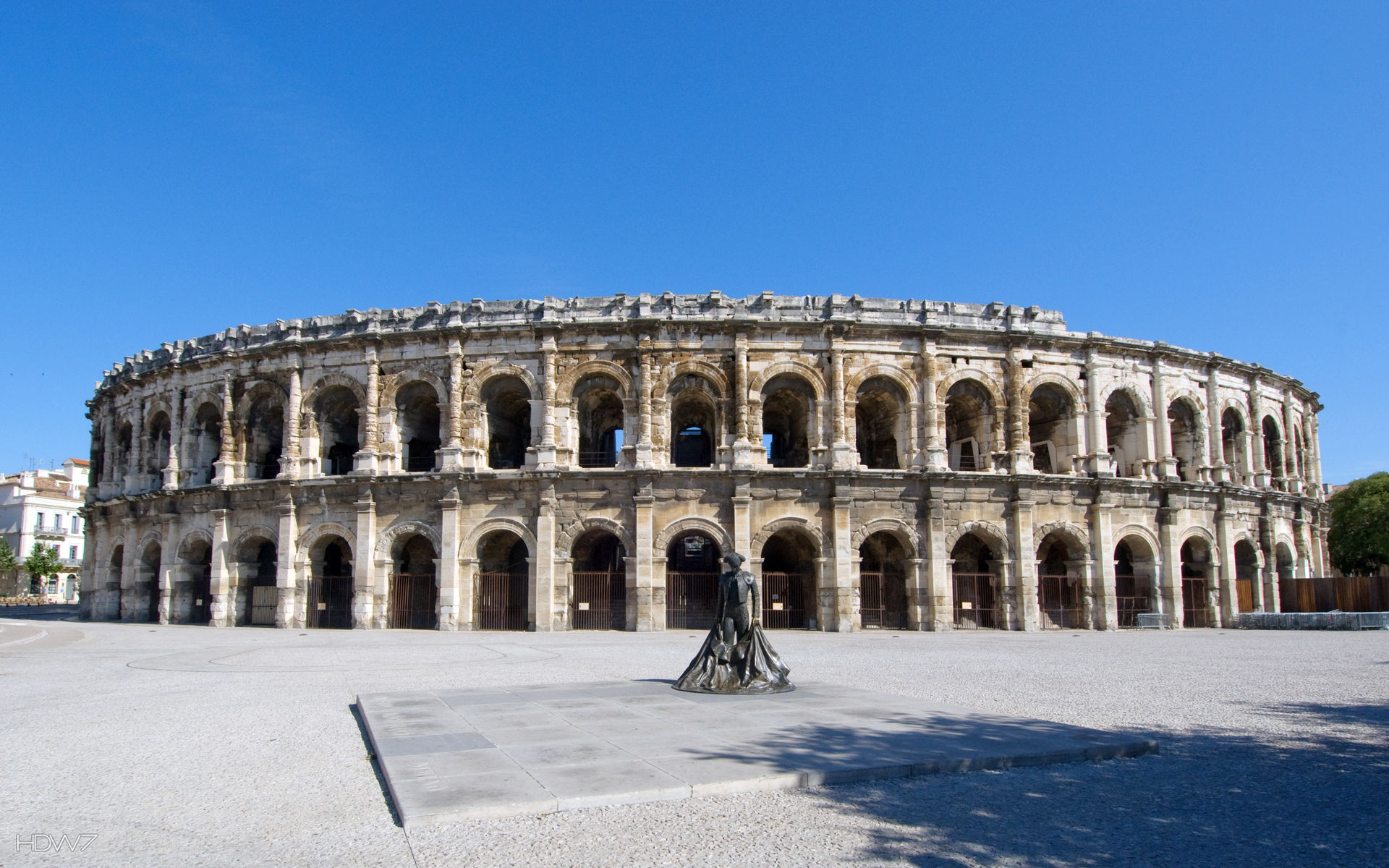 Nimes France  City pictures : arena of nimes france | HD wallpaper gallery #45