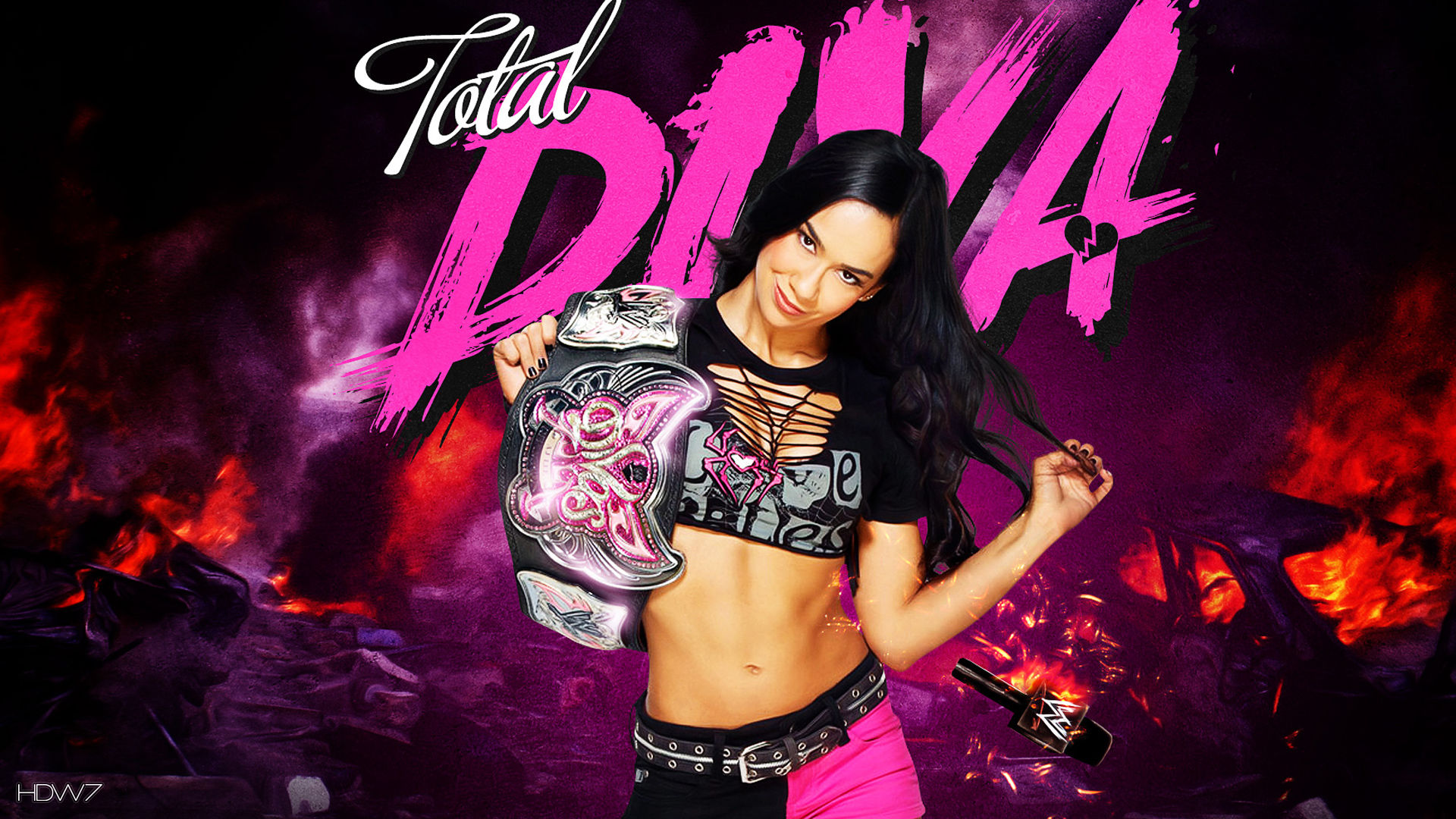 aj lee champion wallpaper 1920x1080