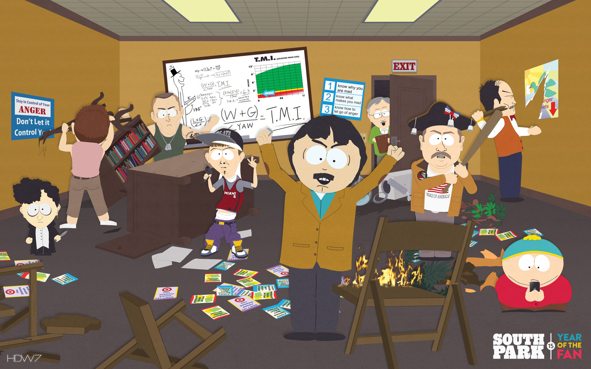 South Park Pissed Off And Angry Hd Wallpaper Gallery 68
