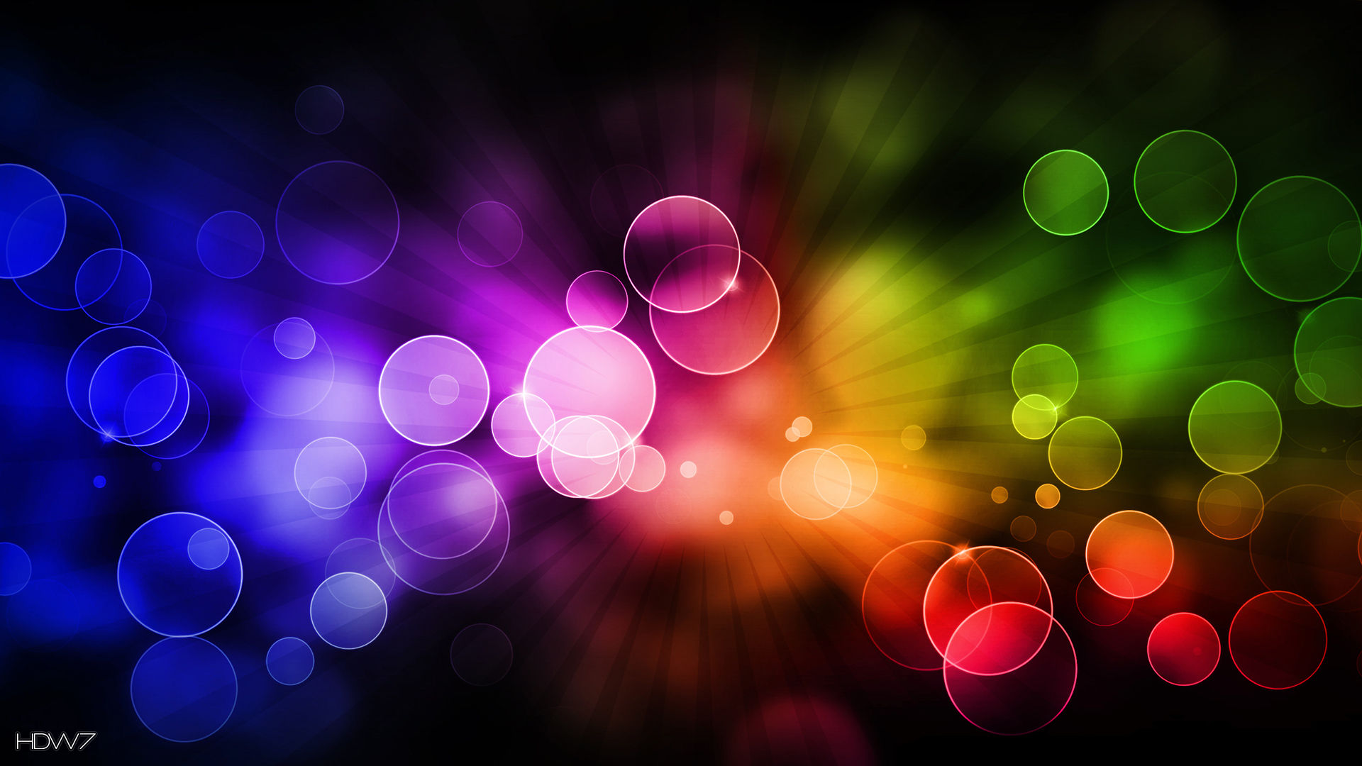 Free Wallpaper Background bokeh abstract background free