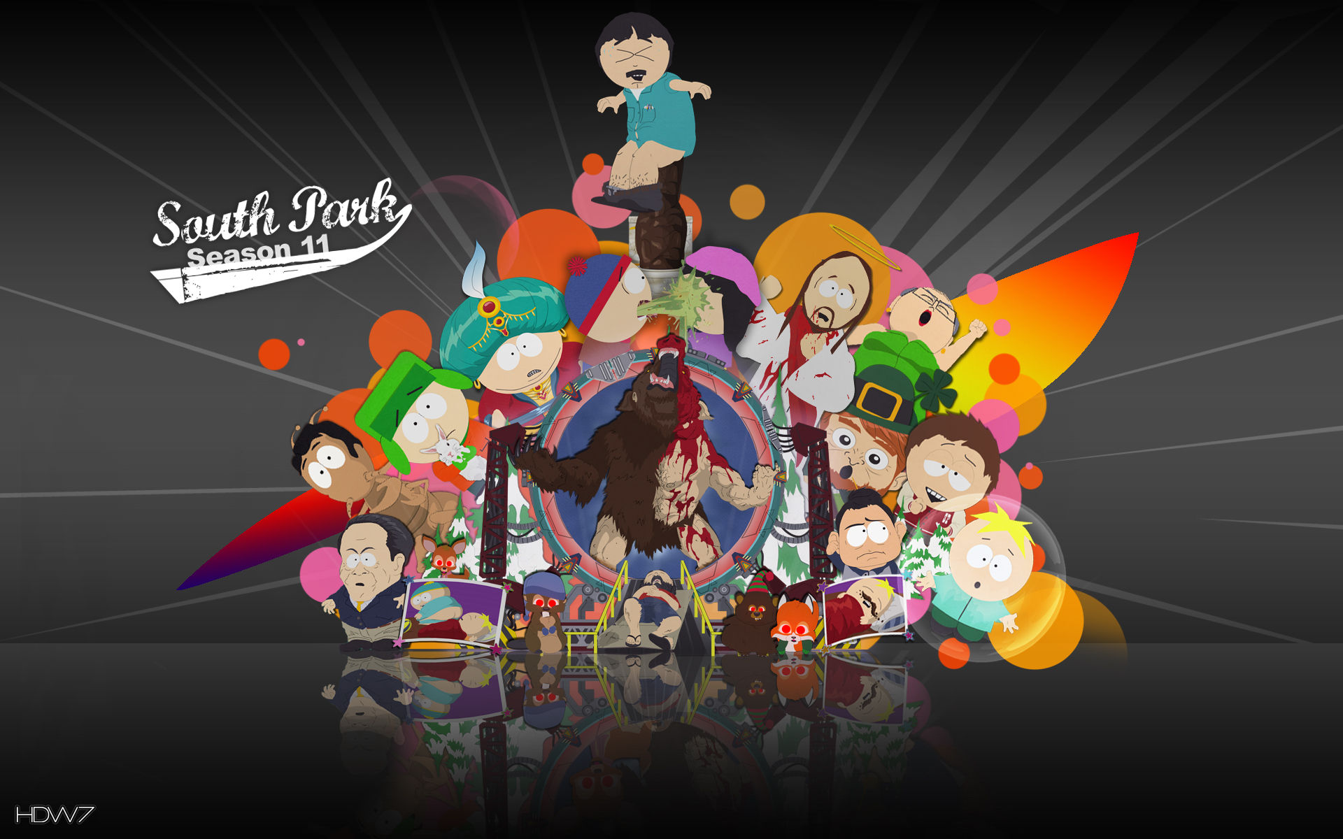 season 11 collage south park | hd wallpaper gallery #75