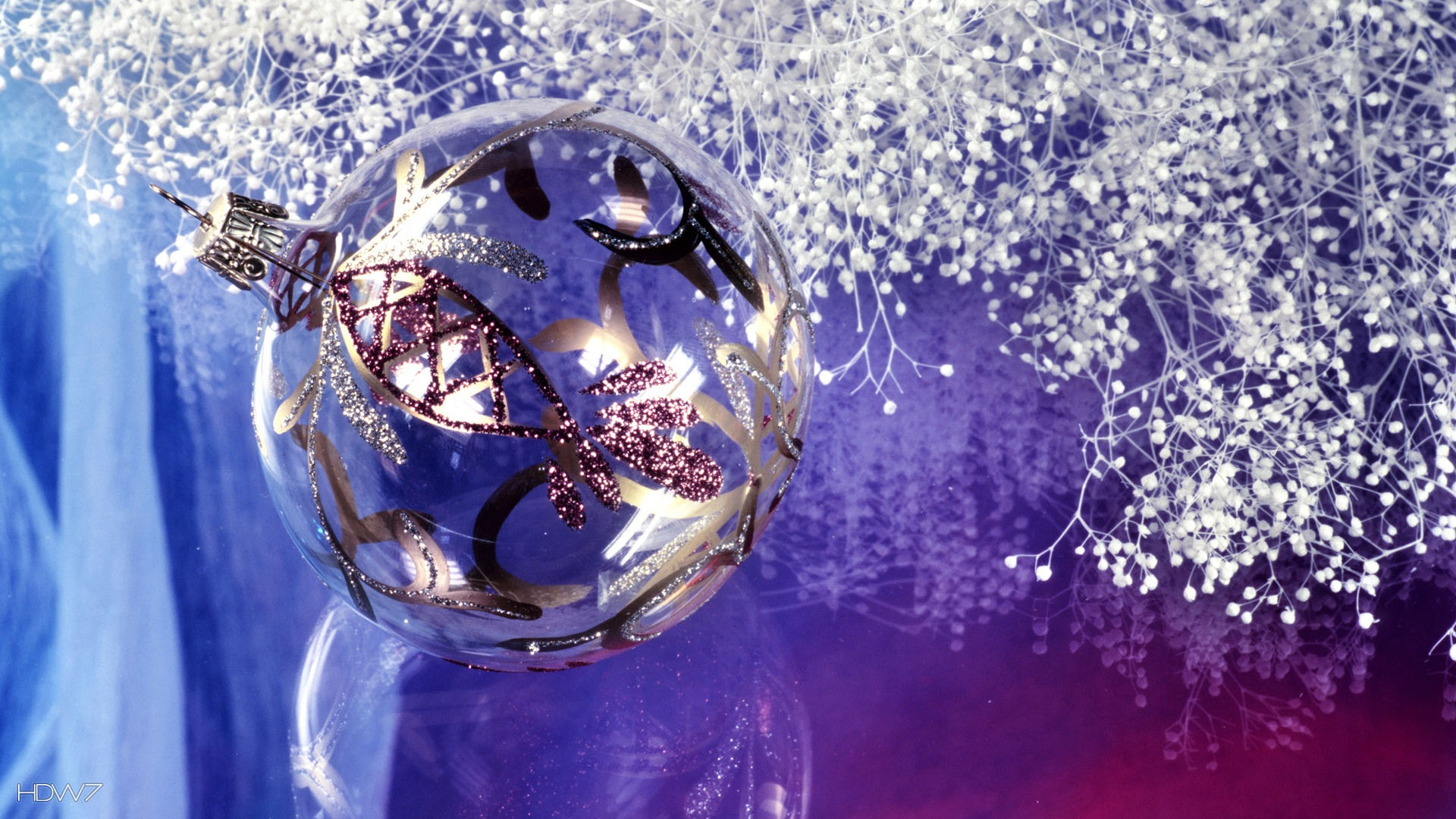 new year wallpaper ball