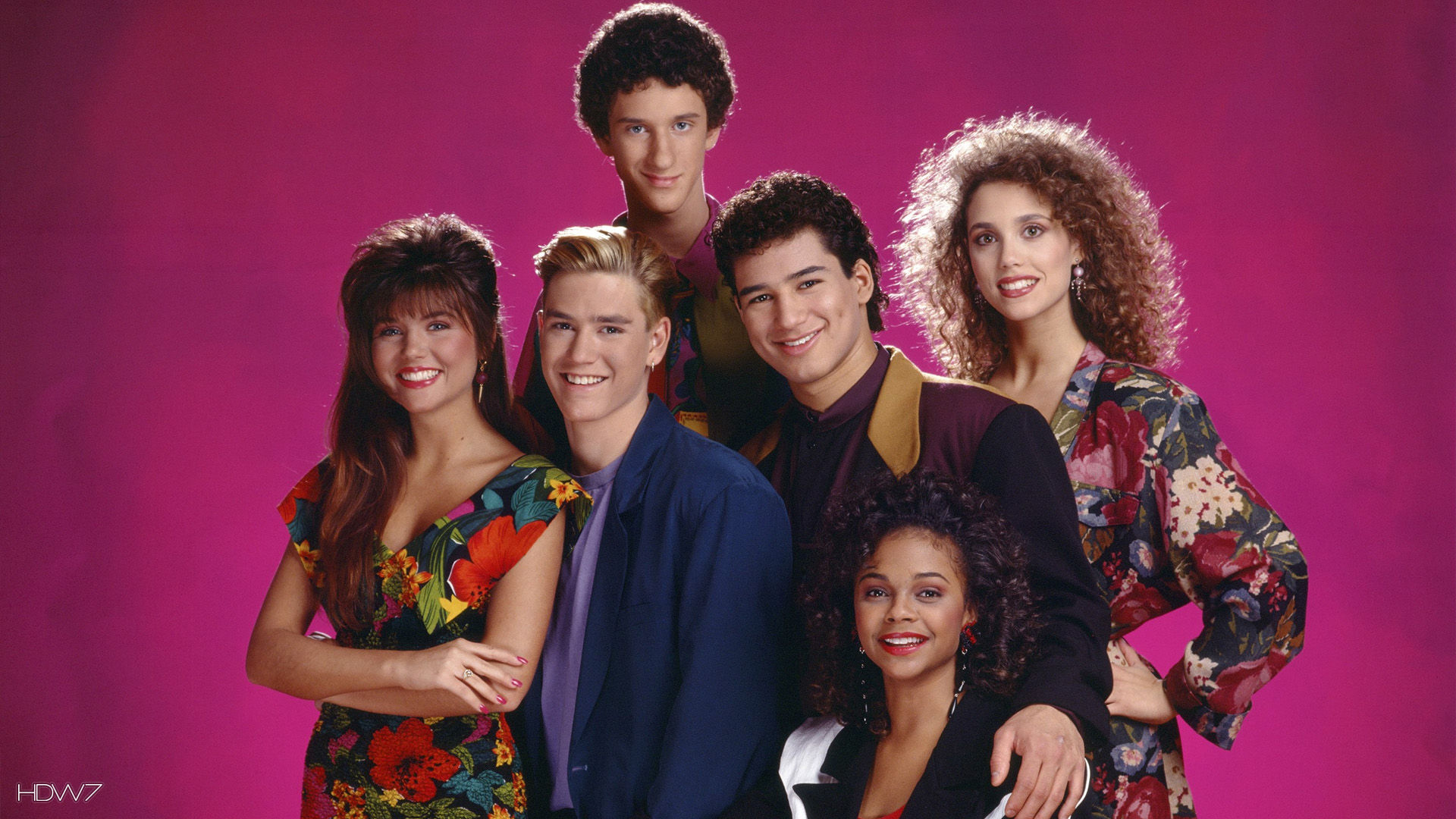 saved by the bell wallpaper