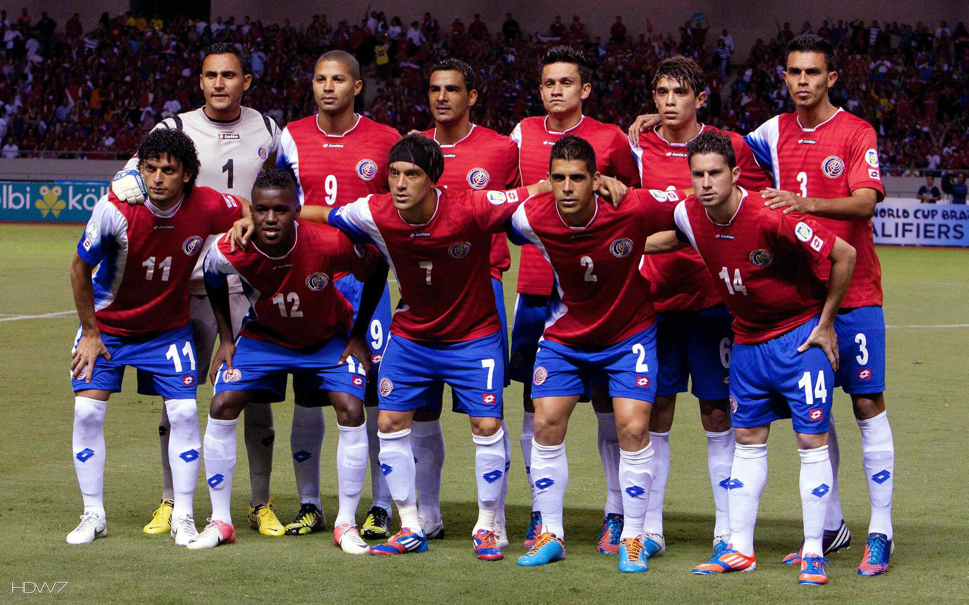 costa rica national football team pictures to pin on